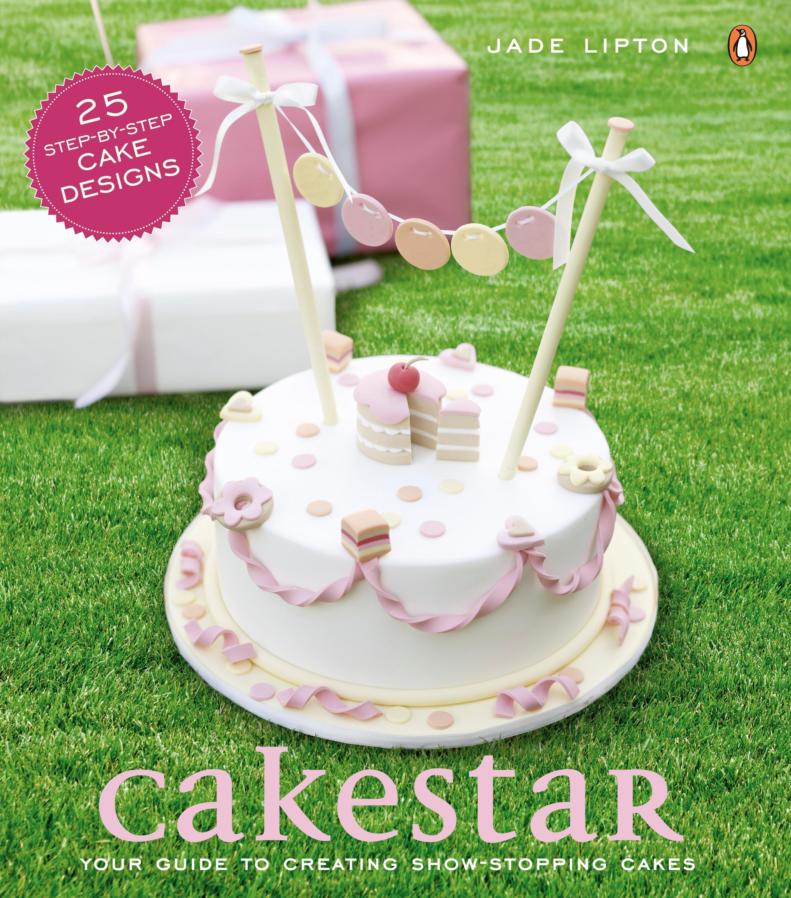 Book Cover:  CakeStar