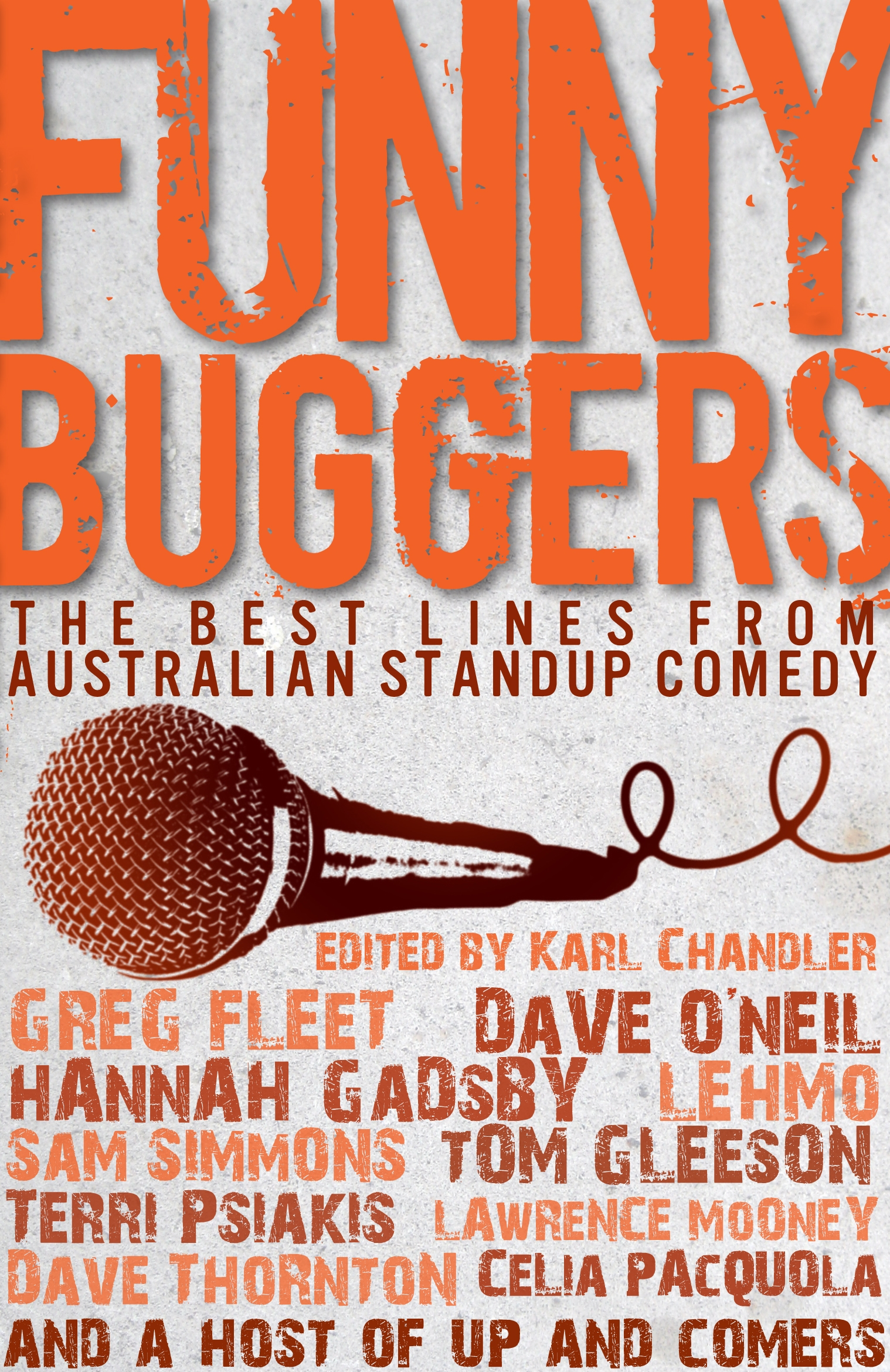 Good books on writing Comedy? : StandUpComedy