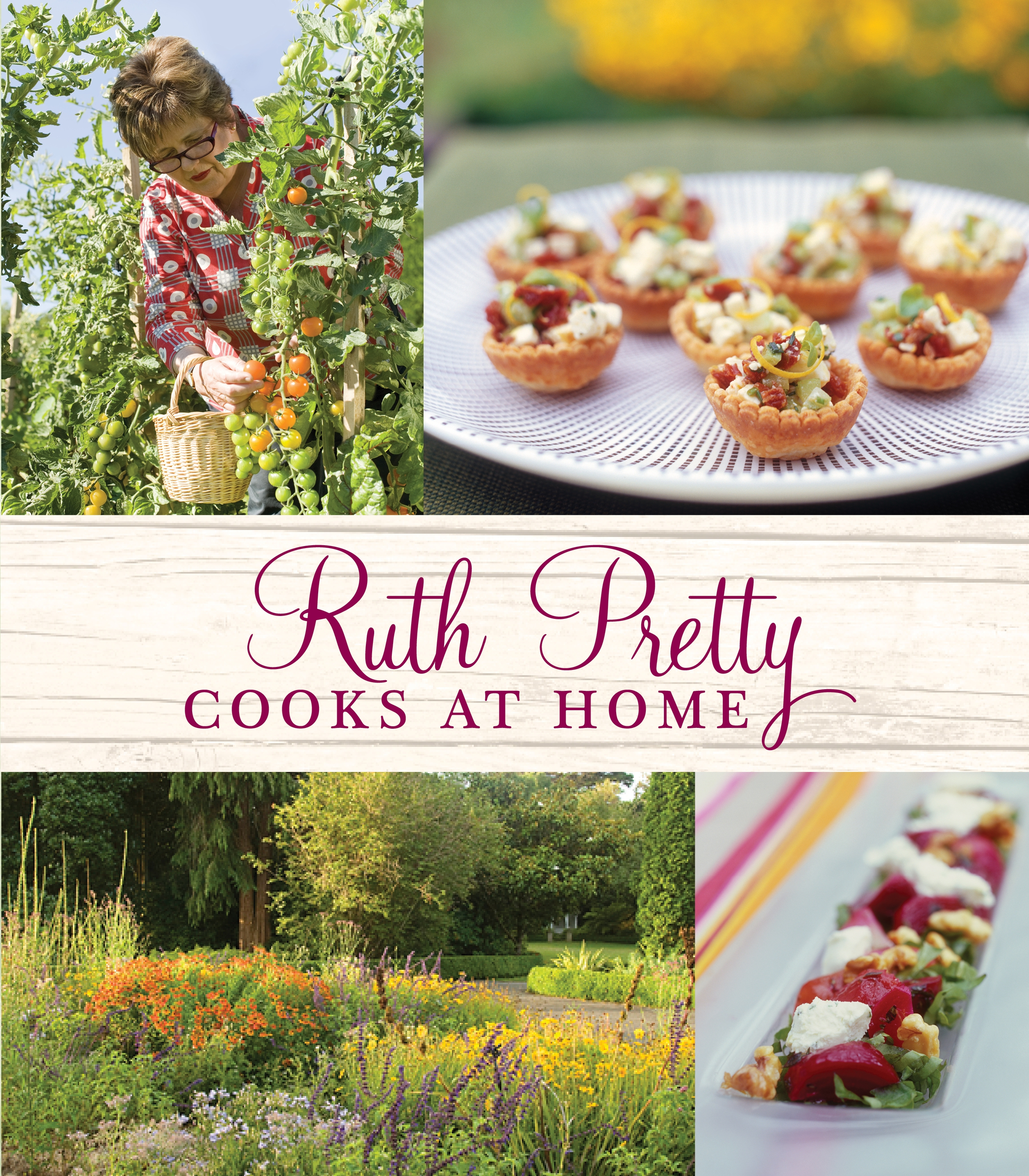 Book Cover:  Ruth Pretty Cooks At Home