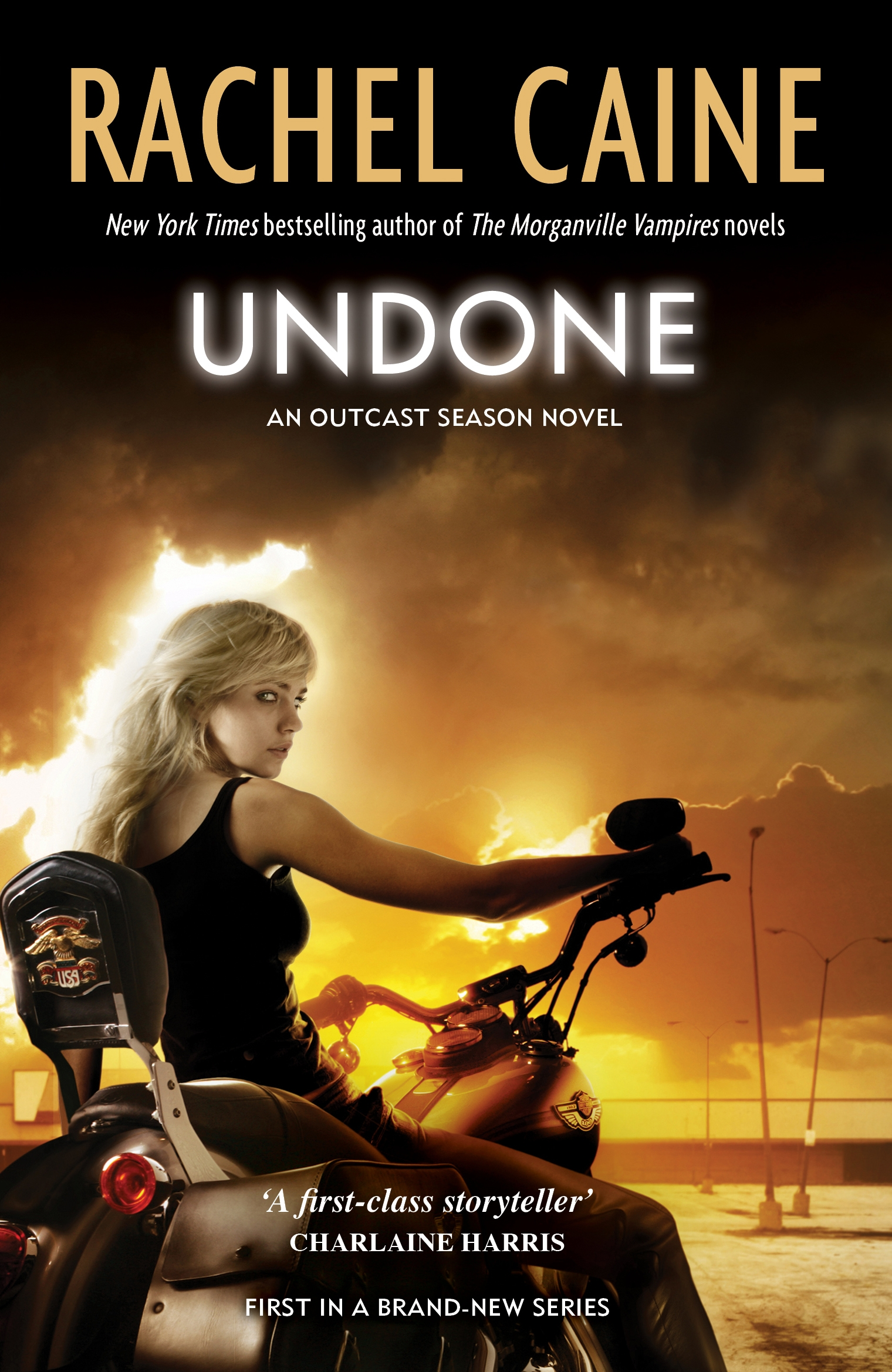 Rachel Caine Outcast Season Complete Series