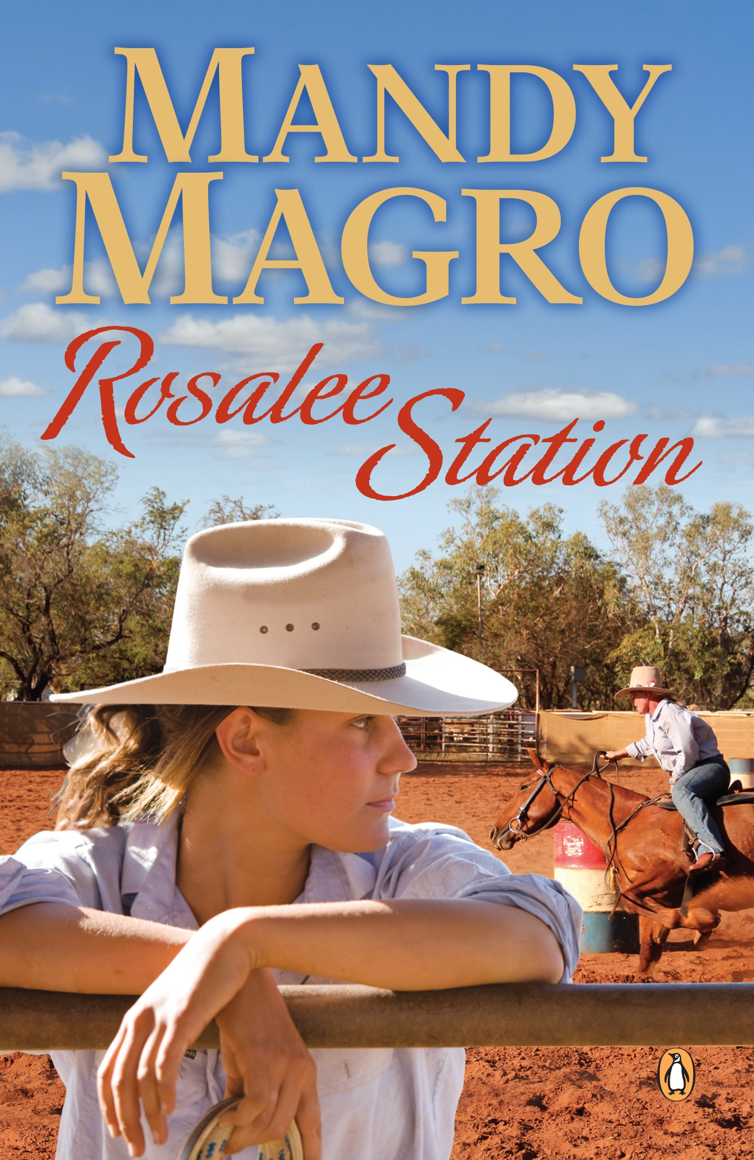 Book Cover:  Rosalee Station