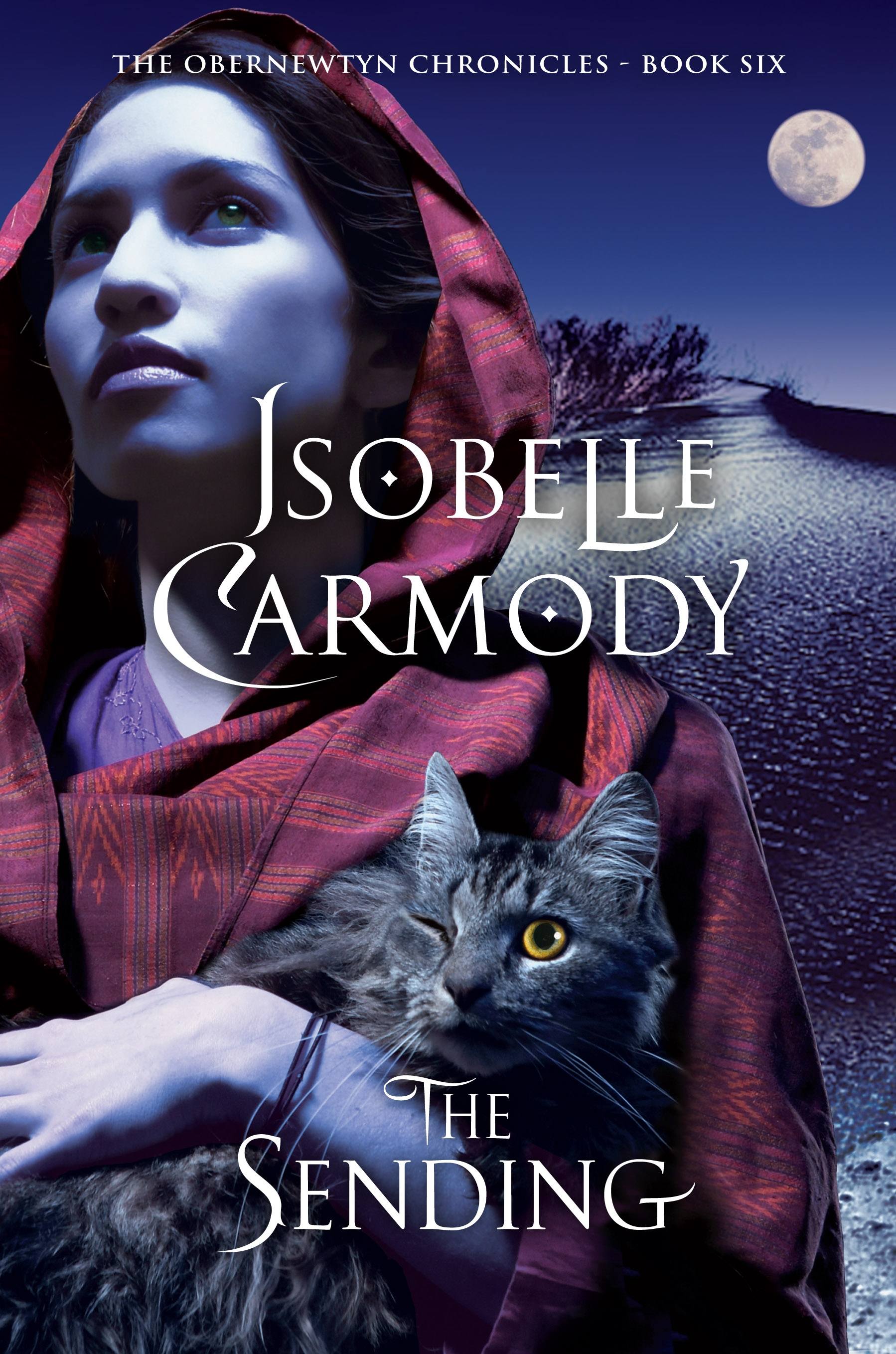 Book Cover: The Sending: The Obernewtyn Chronicles Book 6