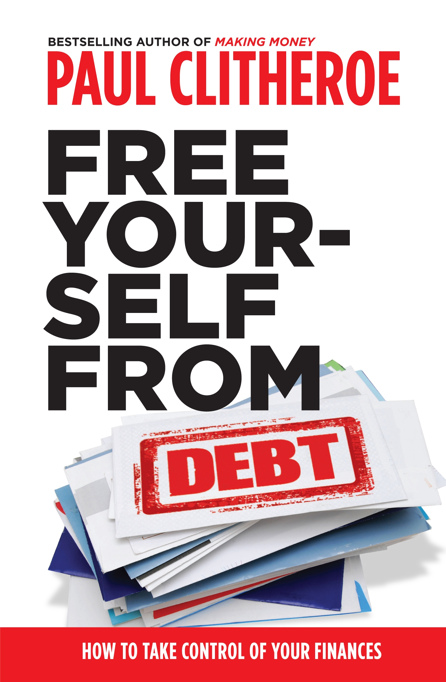Book Cover:  Free Yourself From Debt