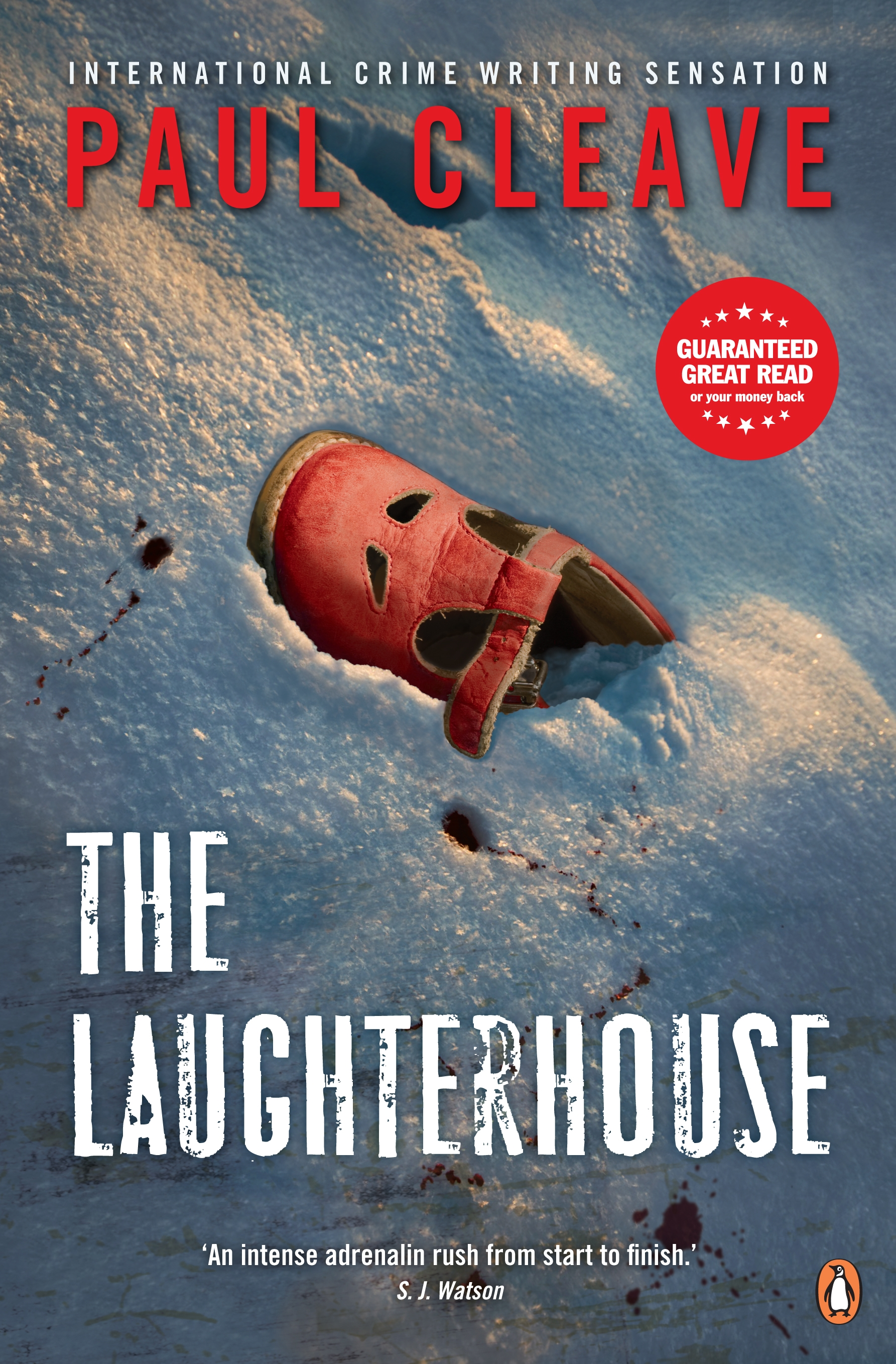 Book Cover: The Laughterhouse