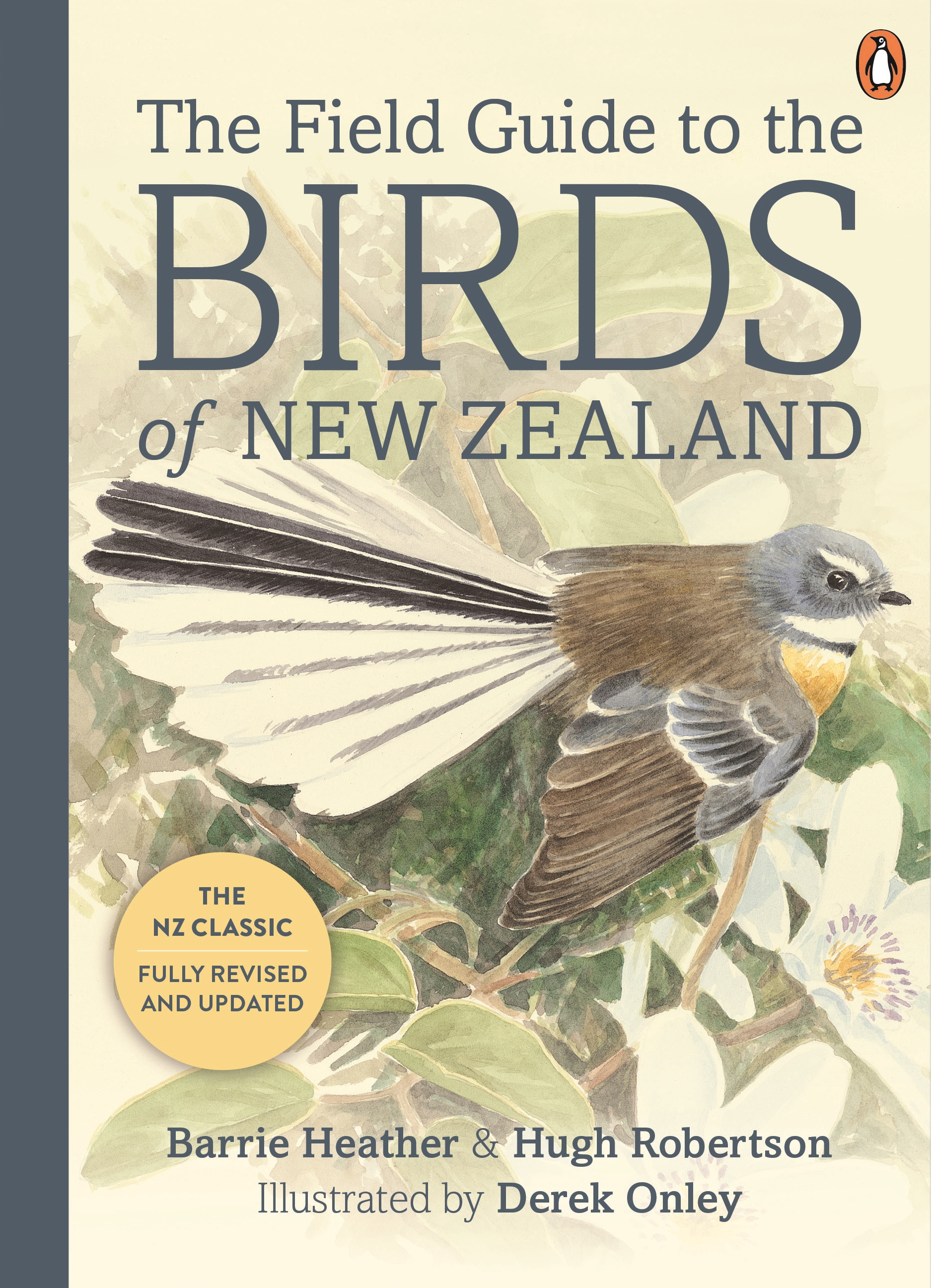 Book Covering Nz ~ The field guide to birds of new zealand edition