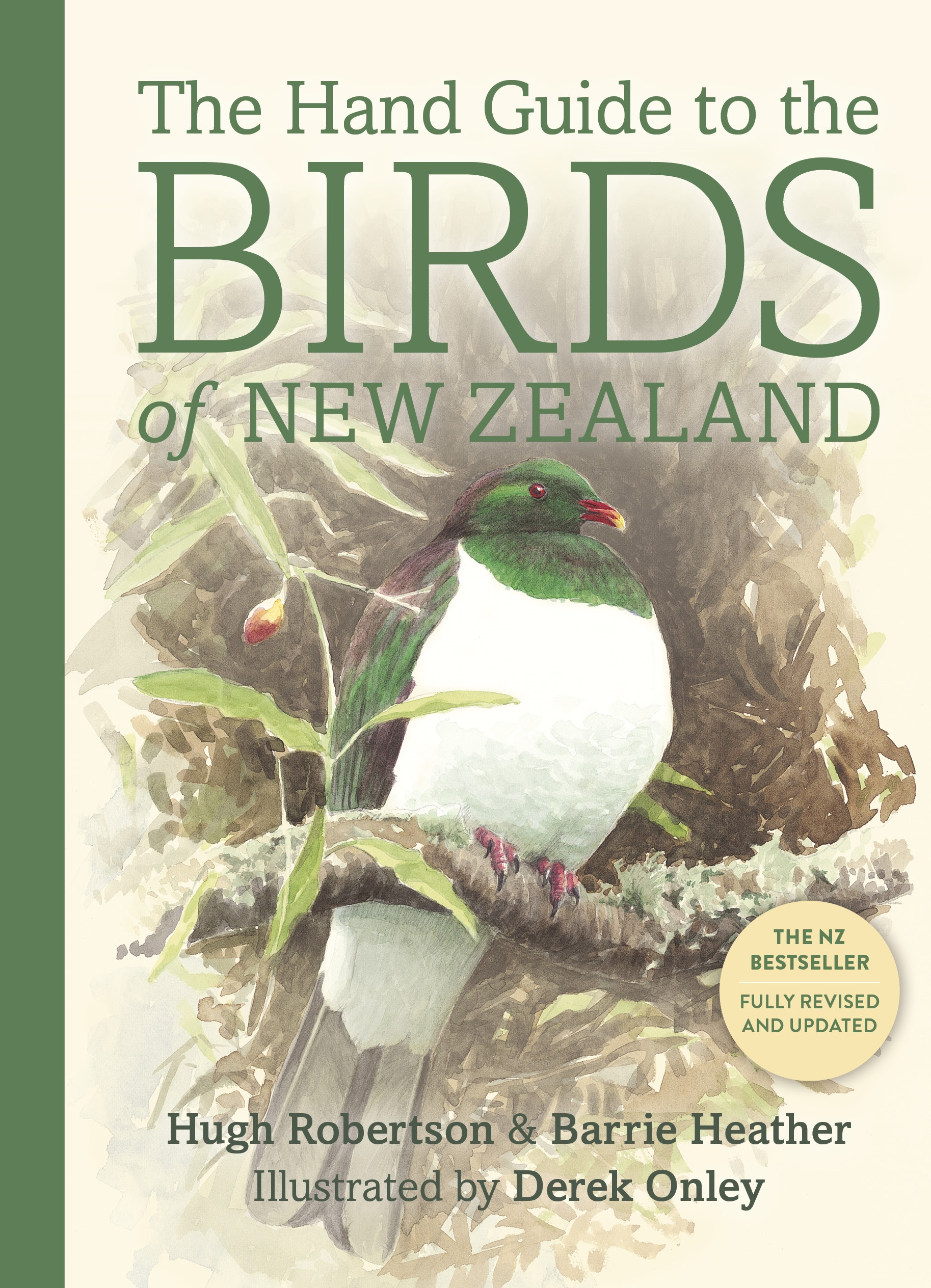 Book Covering Nz : The hand guide to birds of new zealand penguin books