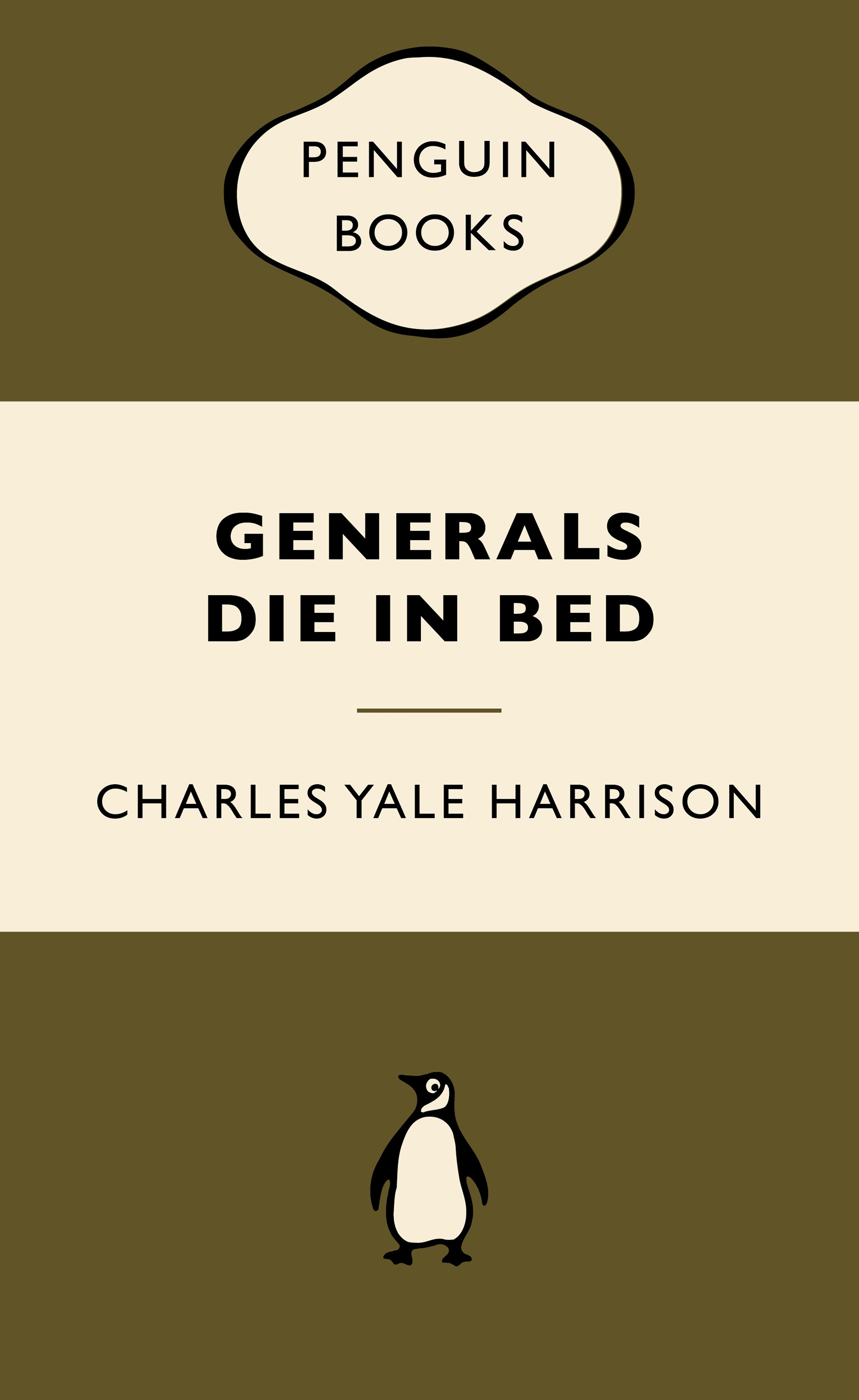 Melton Secondary College Year 12: Generals Die in Bed Characters