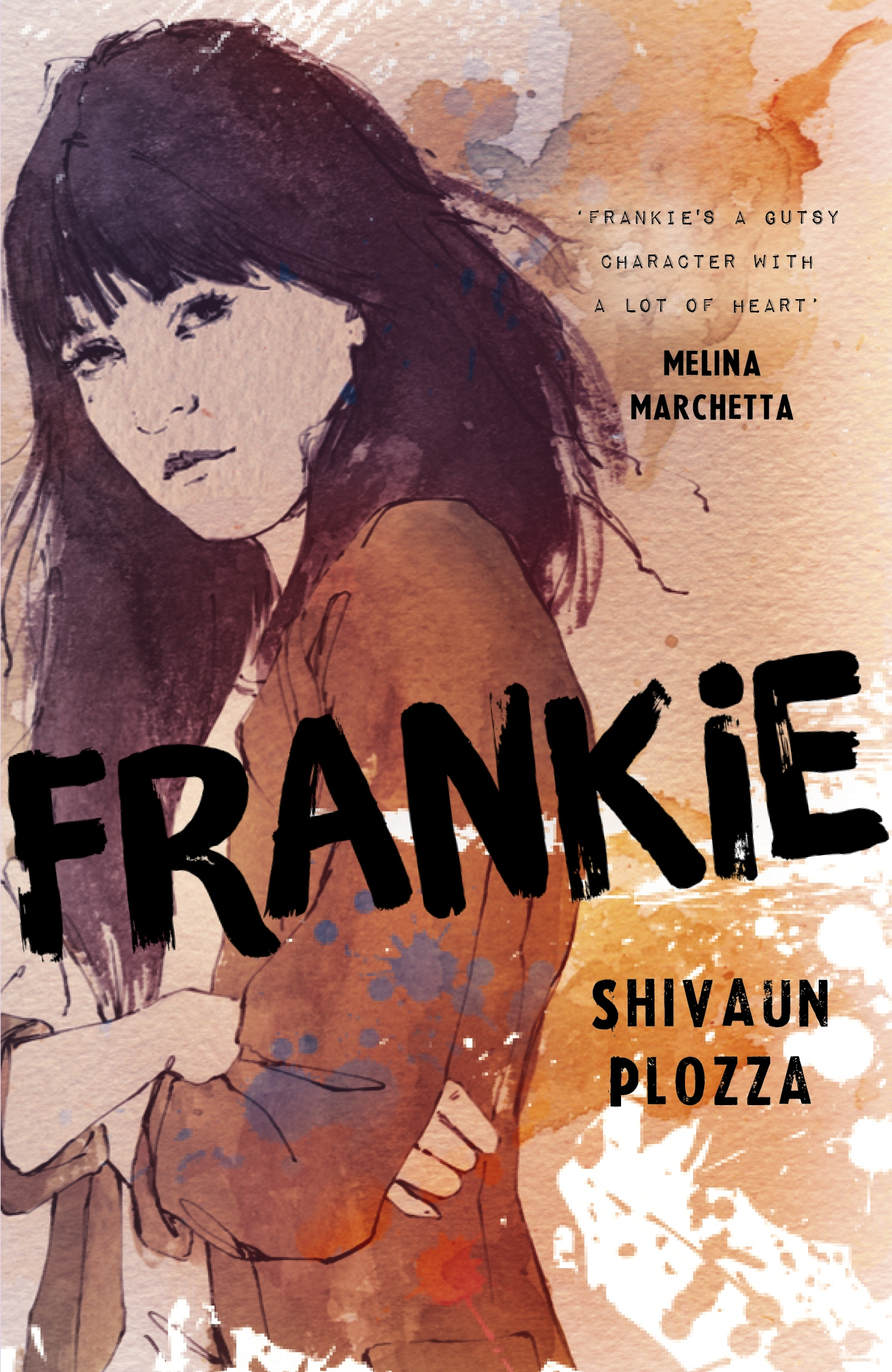 Book Cover:  Frankie