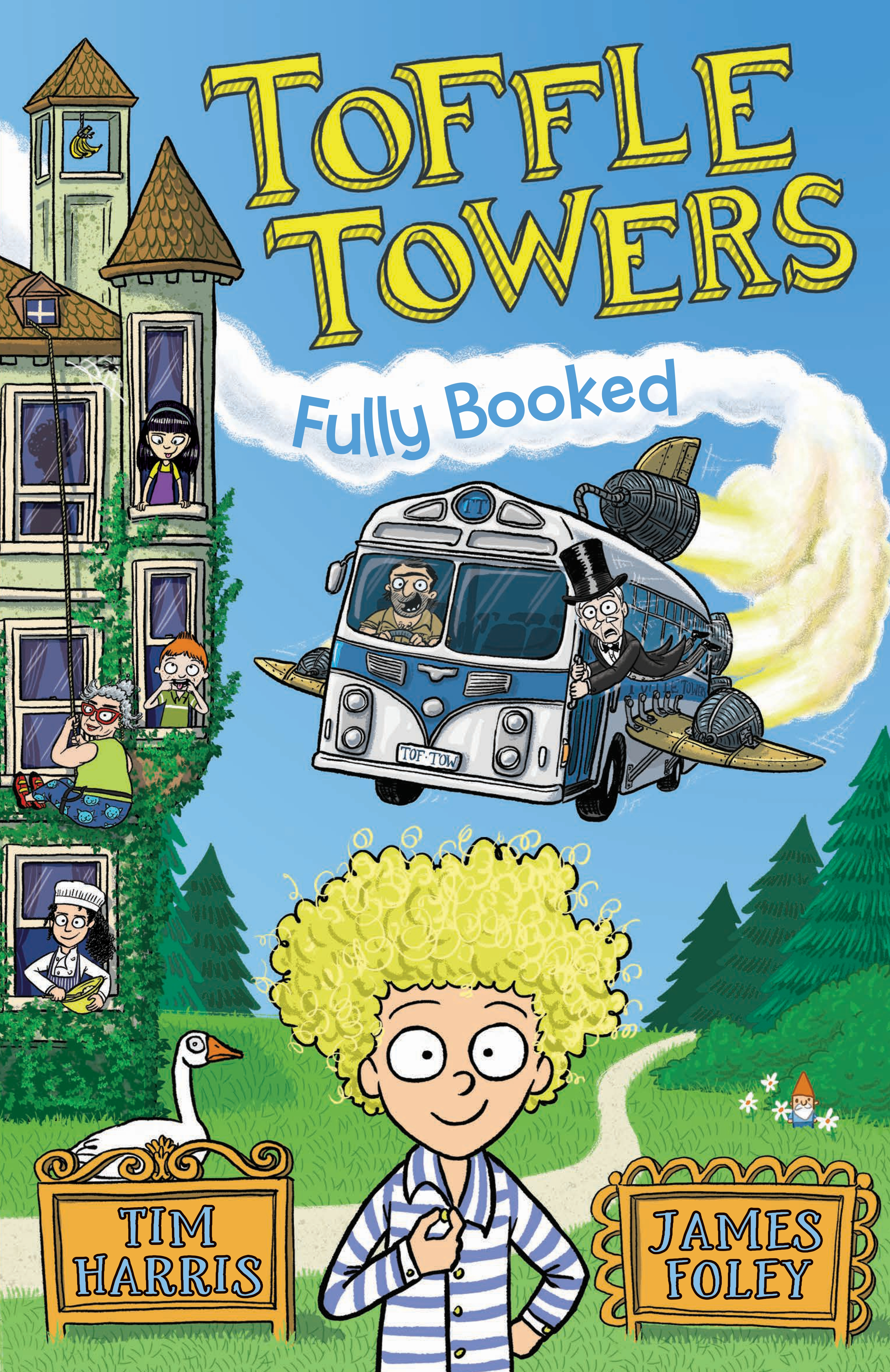 Picture of Toffle Towers 1: Fully Booked