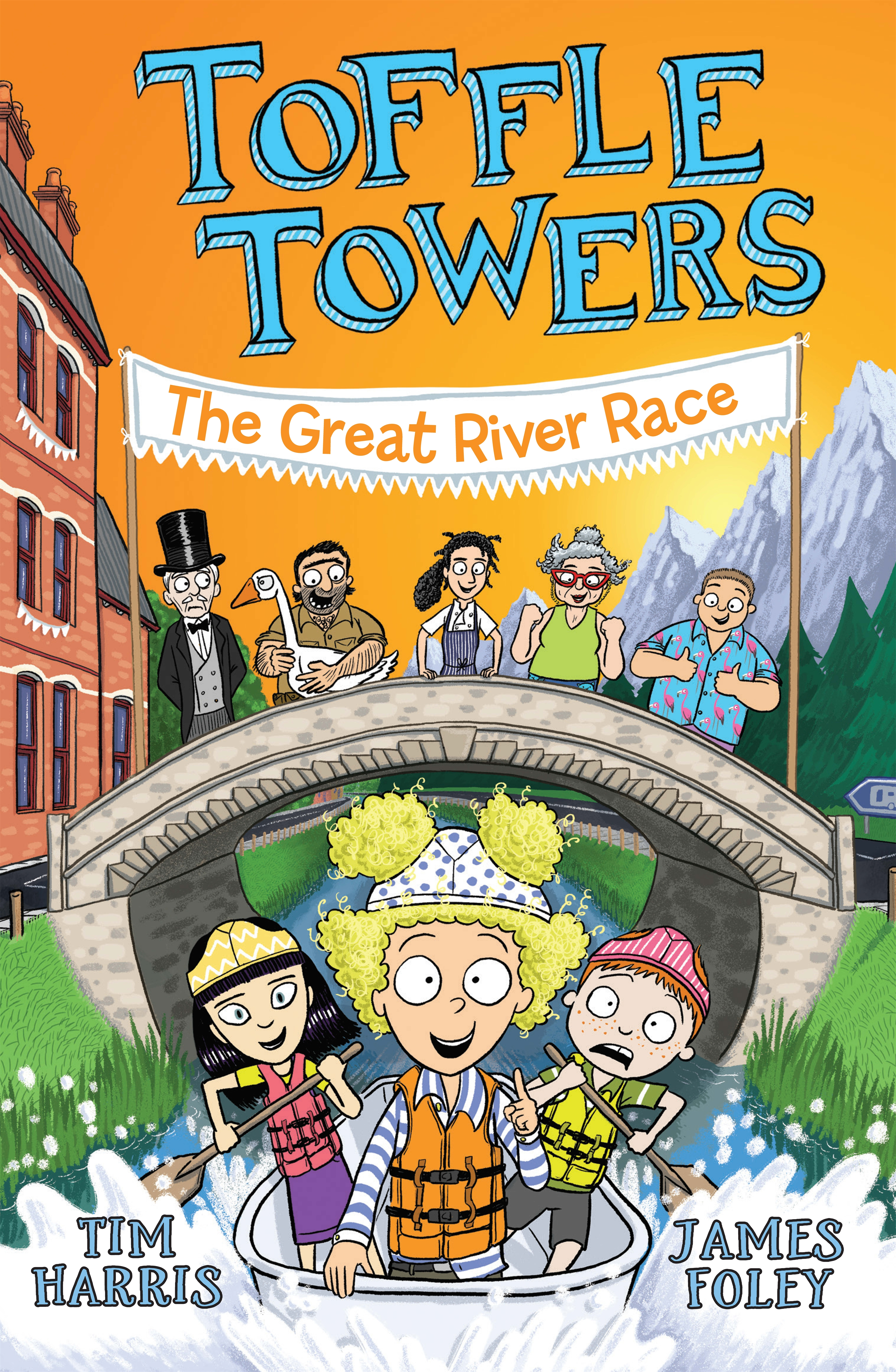 Picture of Toffle Towers 2: The Great River Race