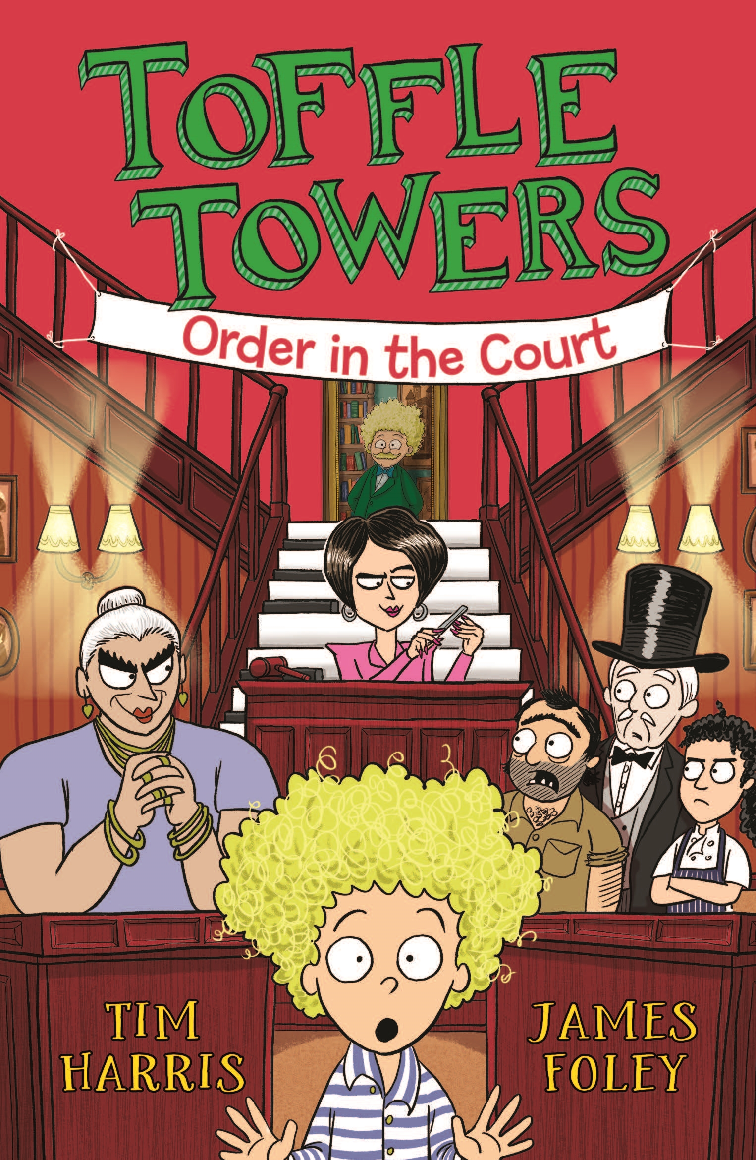 Picture of Toffle Towers 3: Order in the Court