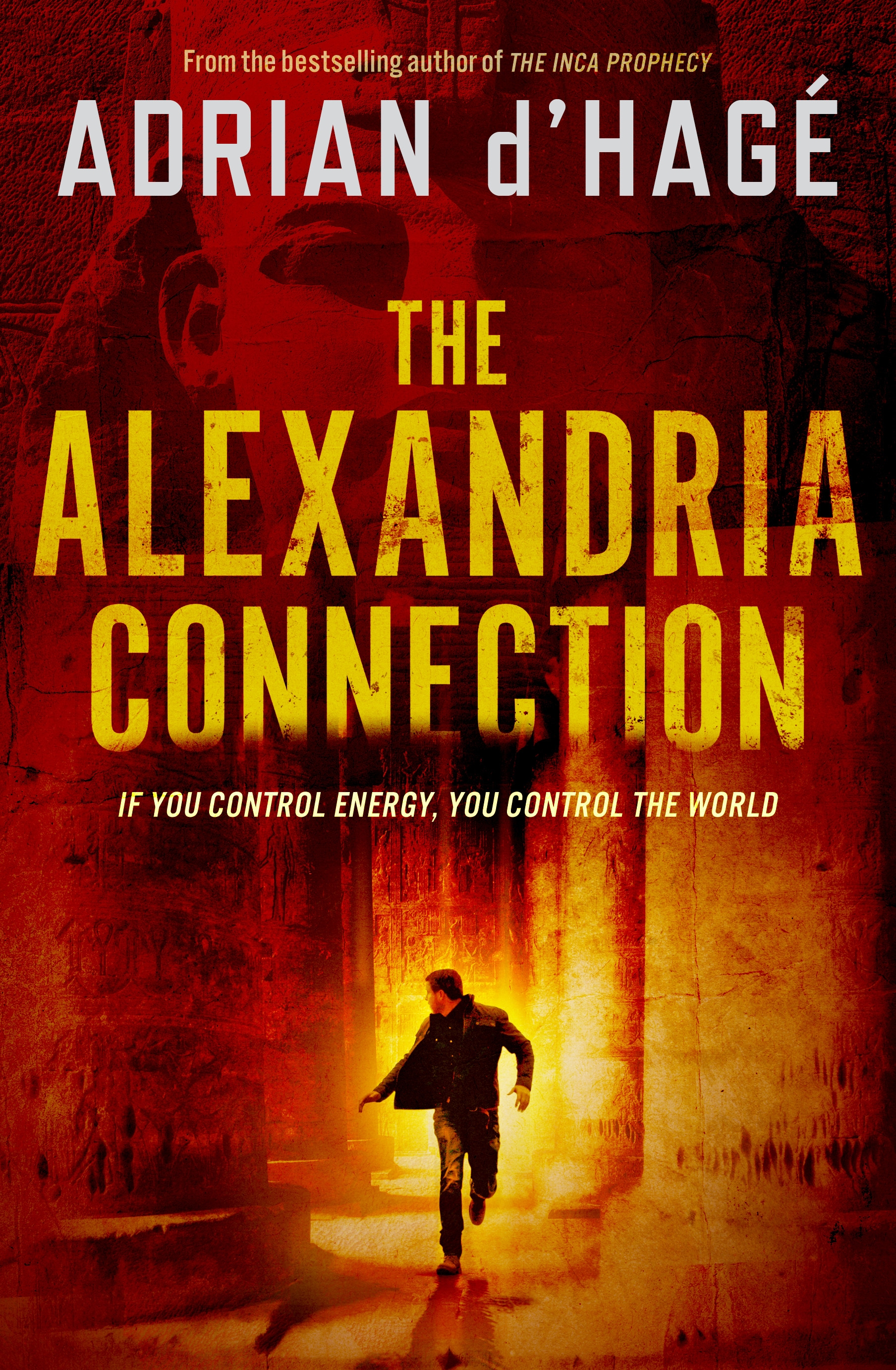 Alexandria Connection by Adrian d'Hagé