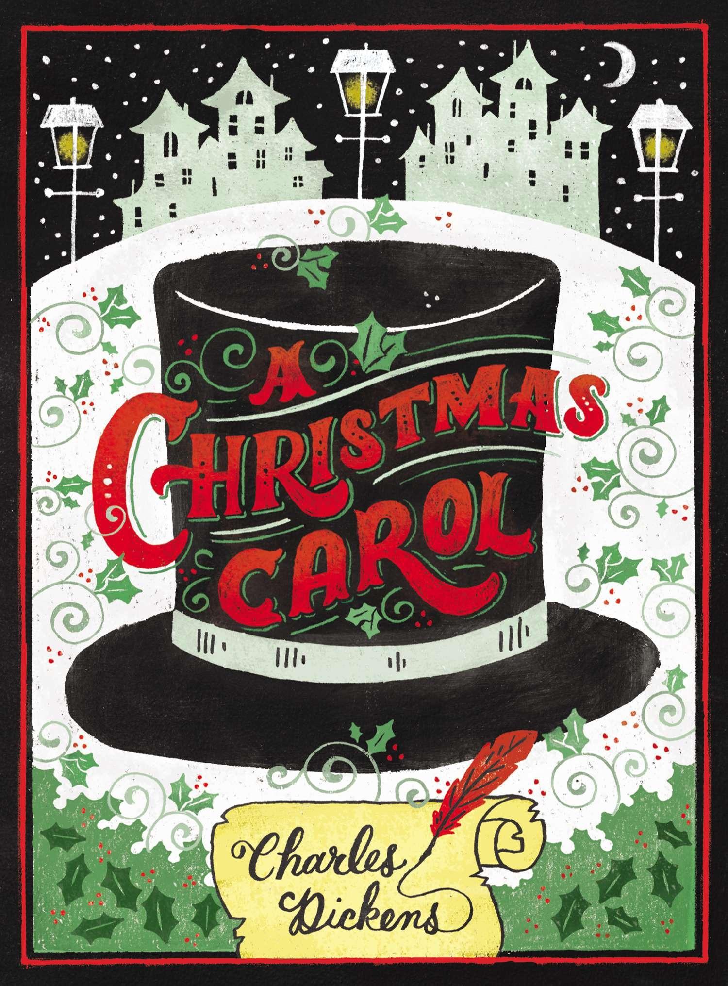 A Christmas Carol: Puffin Chalk Series   Penguin Books Australia