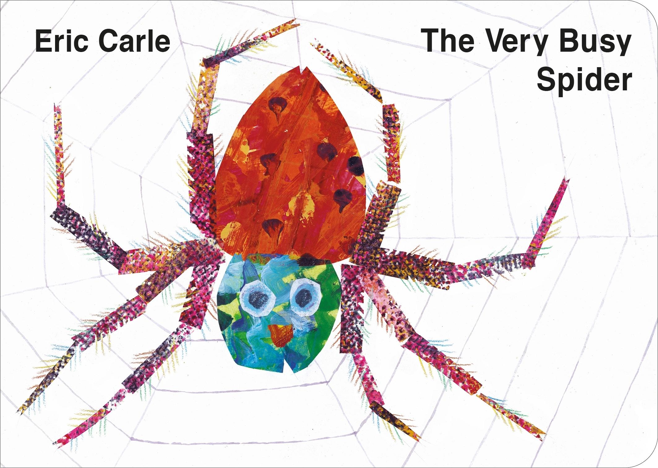 Very Busy Spider The Penguin Books Australia