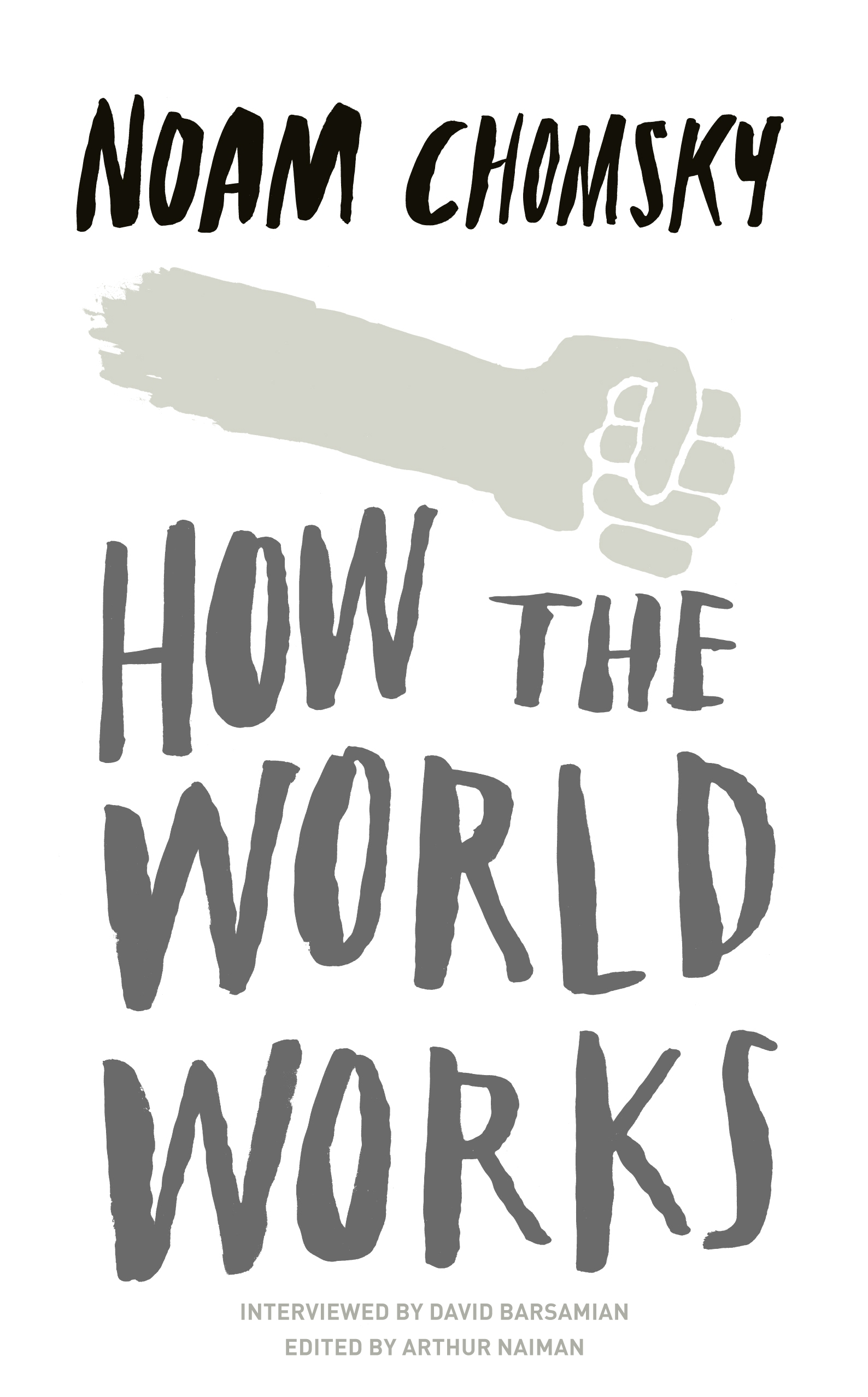 Book Cover:  How the World Works