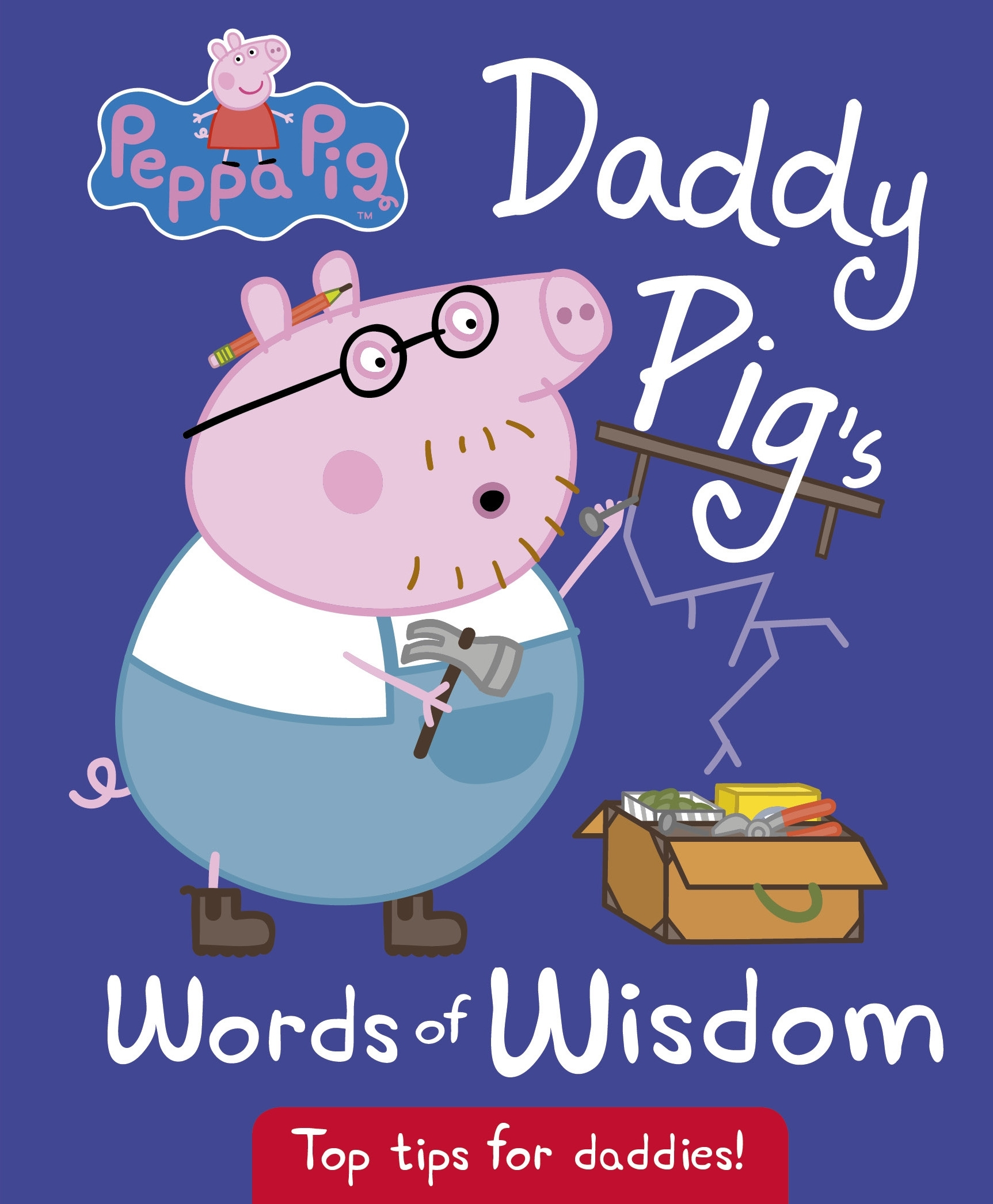 Picture of Peppa Pig: Daddy Pig's Words of Wisdom