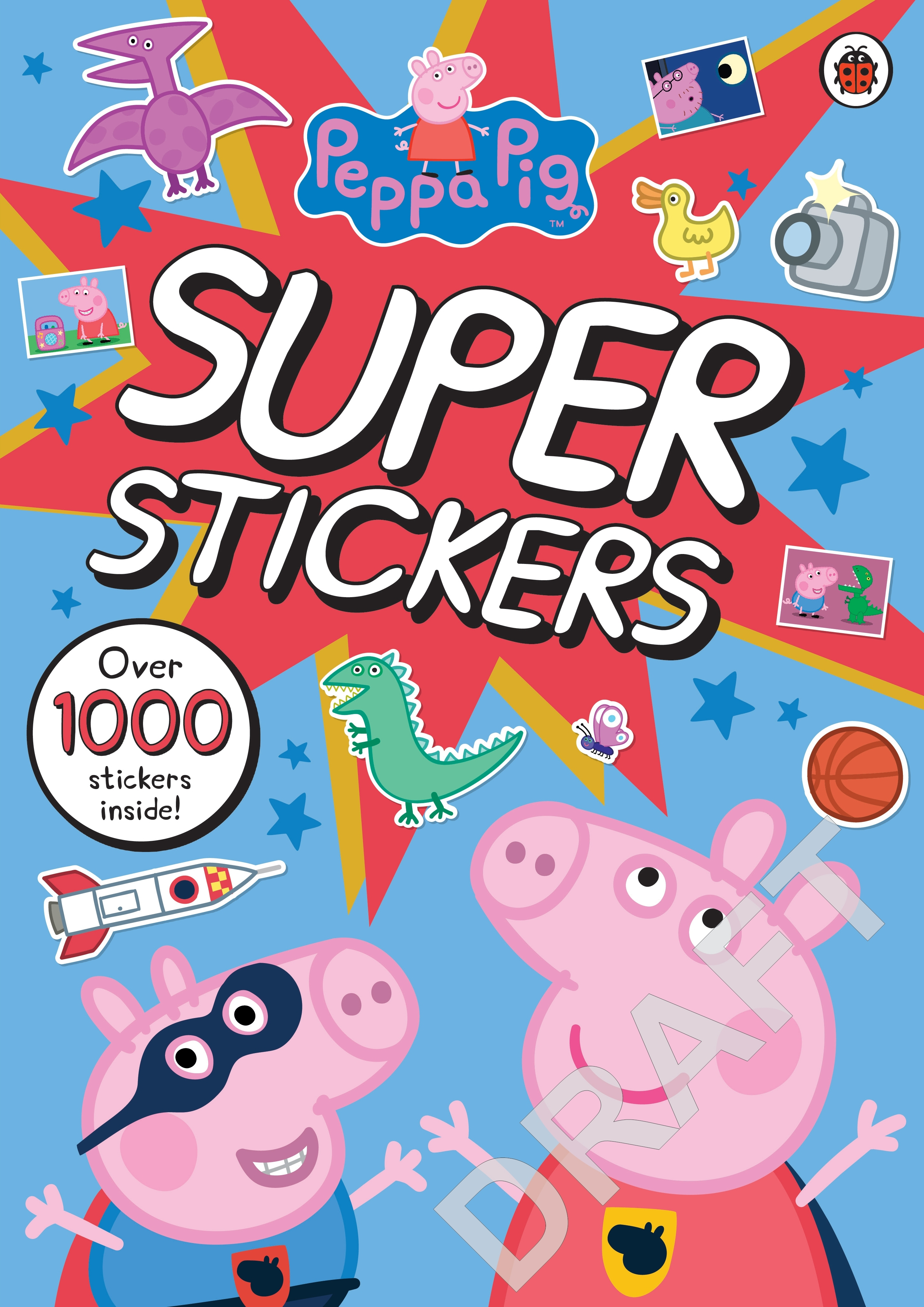 Picture of Peppa Pig Super Stickers Activity Book