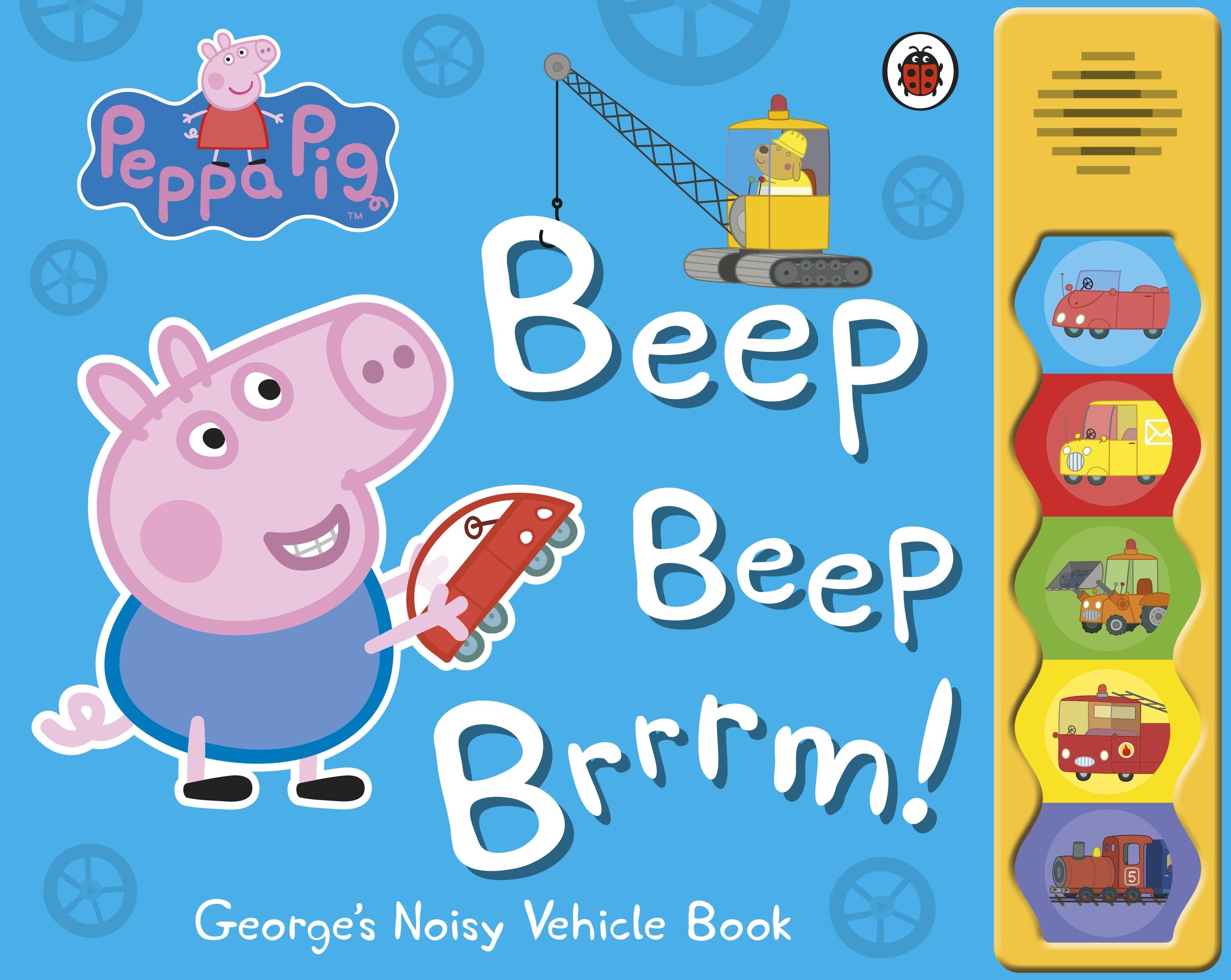 Picture of Peppa Pig: Beep Beep Brrrm!