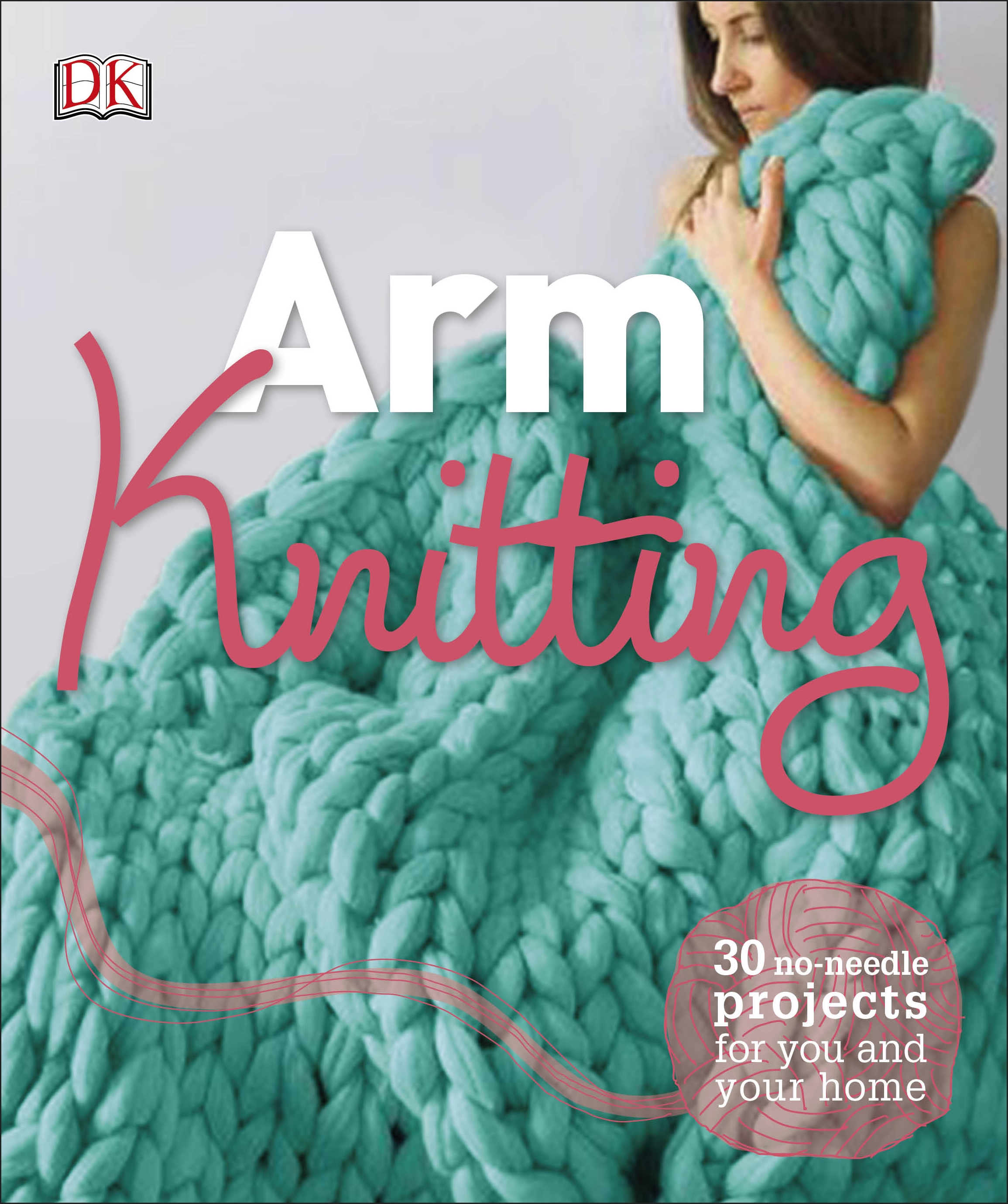 Knitting With Your Arms Instructions : Arm knitting penguin books new zealand