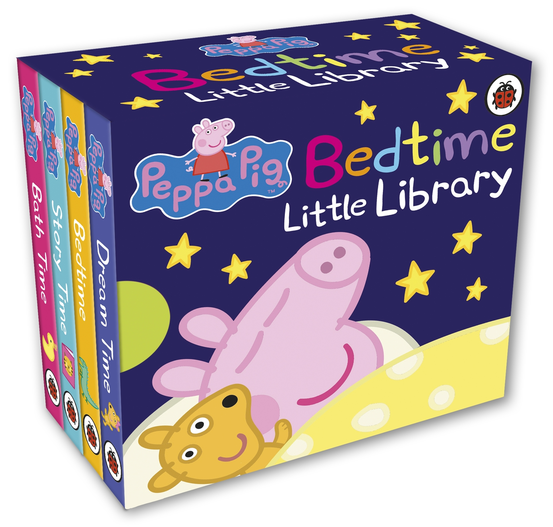 Picture of Peppa Pig: Bedtime Little Library
