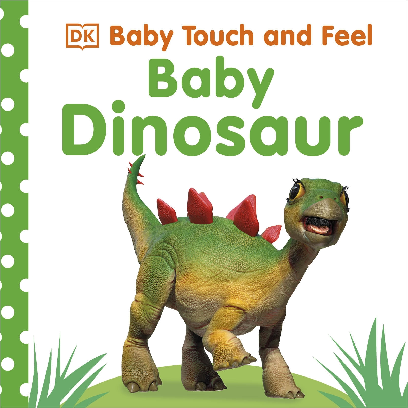 Picture of Baby Touch and Feel Baby Dinosaur