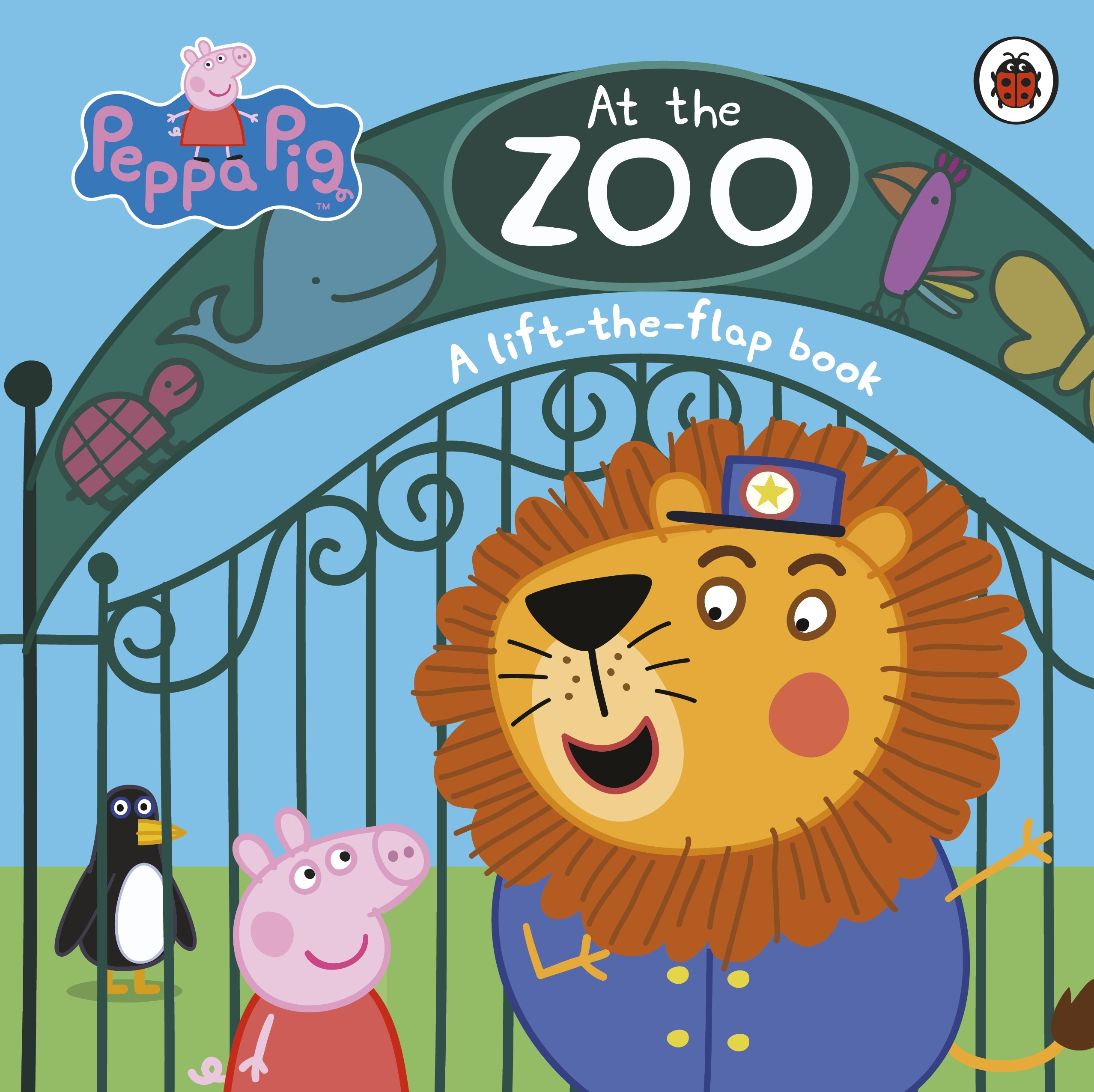 Picture of Peppa Pig: At the Zoo