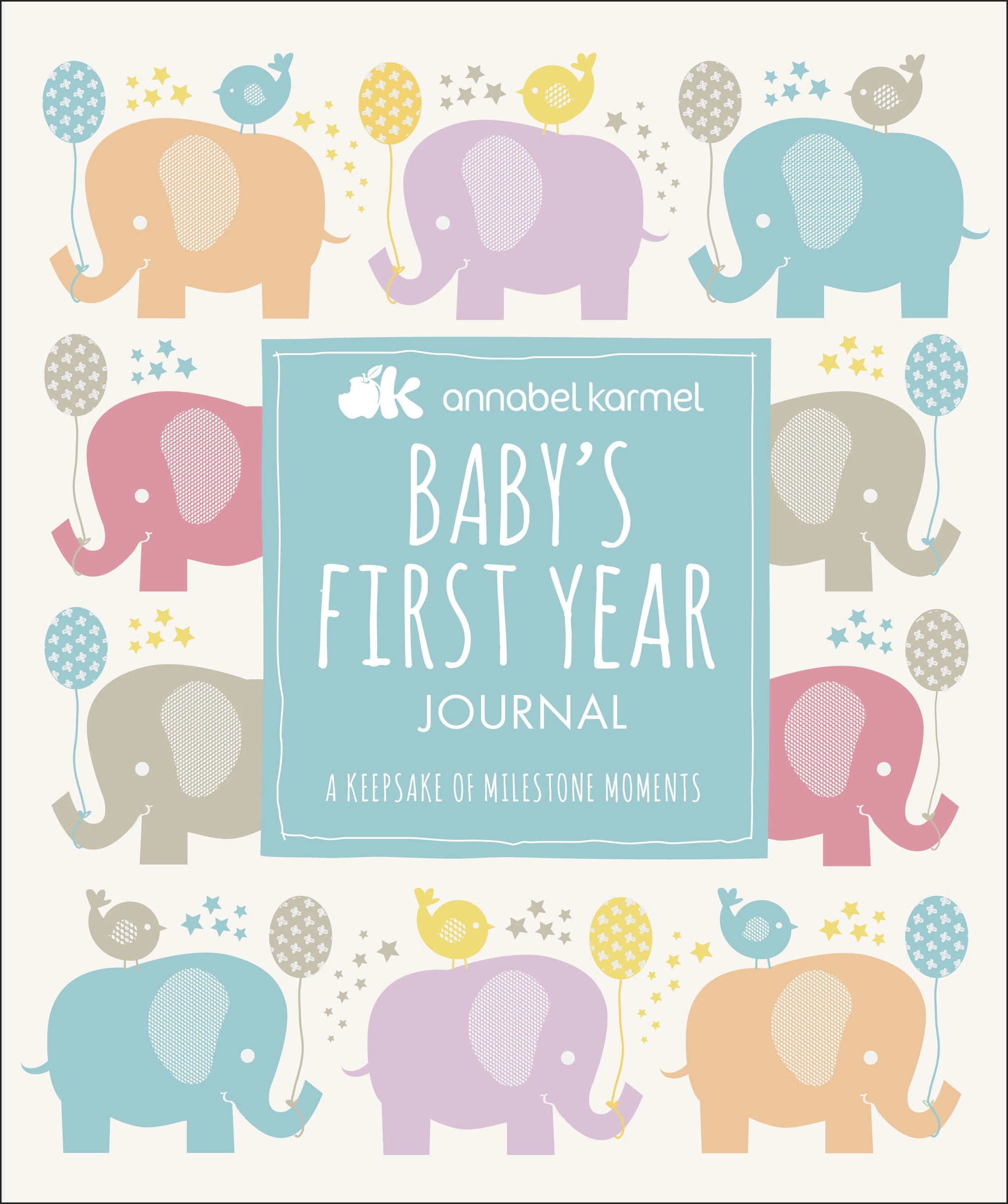 Picture of Baby's First Year Journal