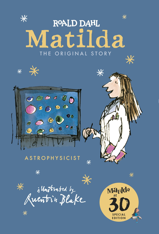 Picture of Matilda at 30: Astrophysicist