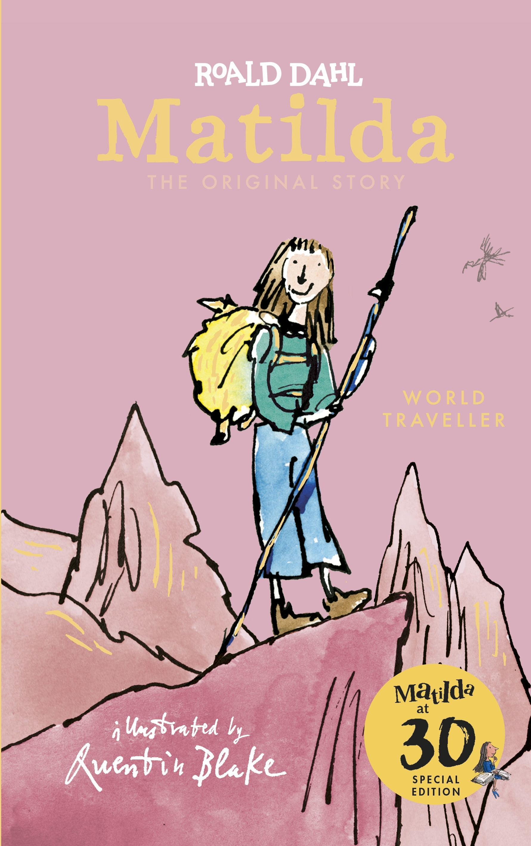 Picture of Matilda at 30: World Traveller