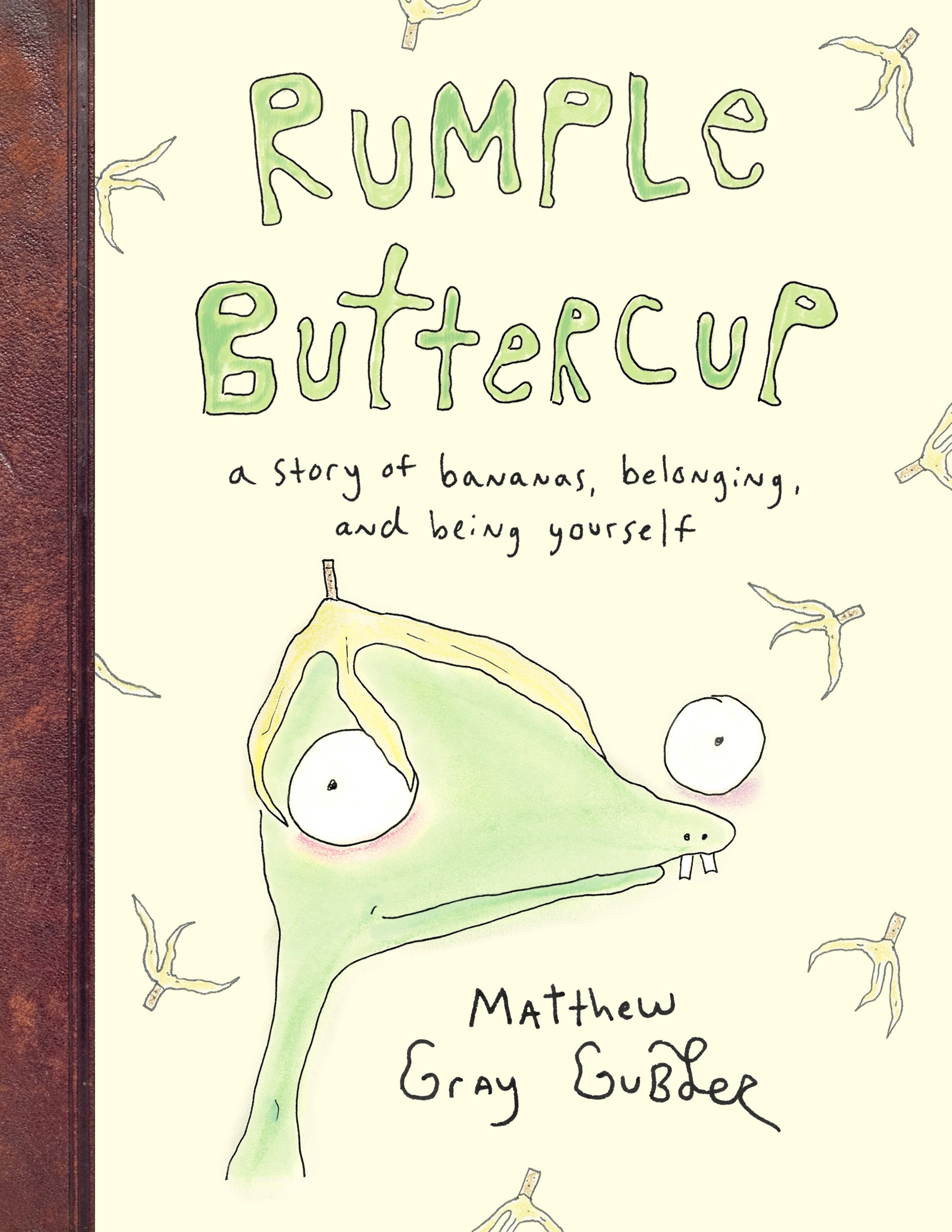 Picture of Rumple Buttercup: A story of bananas, belonging and being yourself