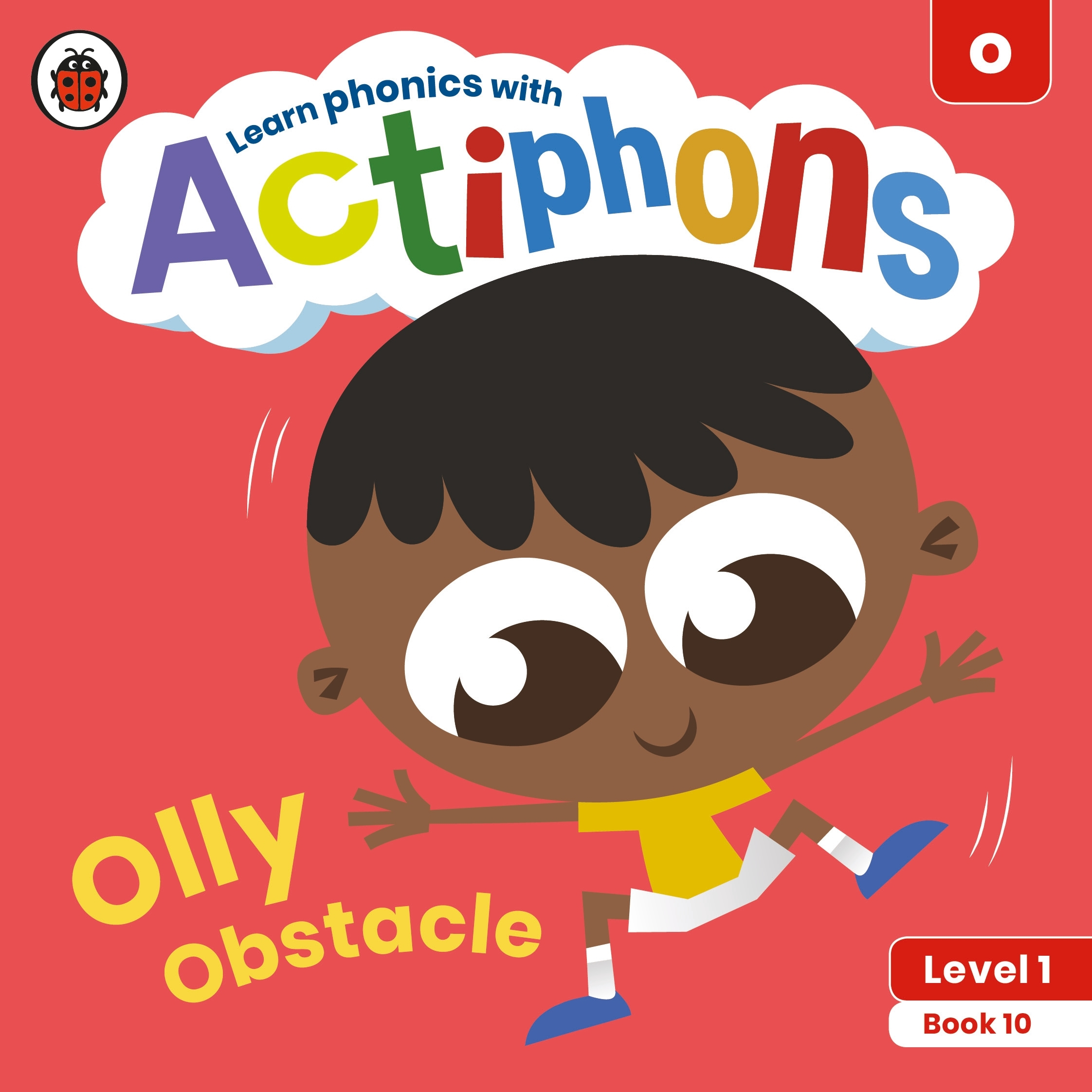 Actiphons Level 1 Book 10 Olly Obstacle