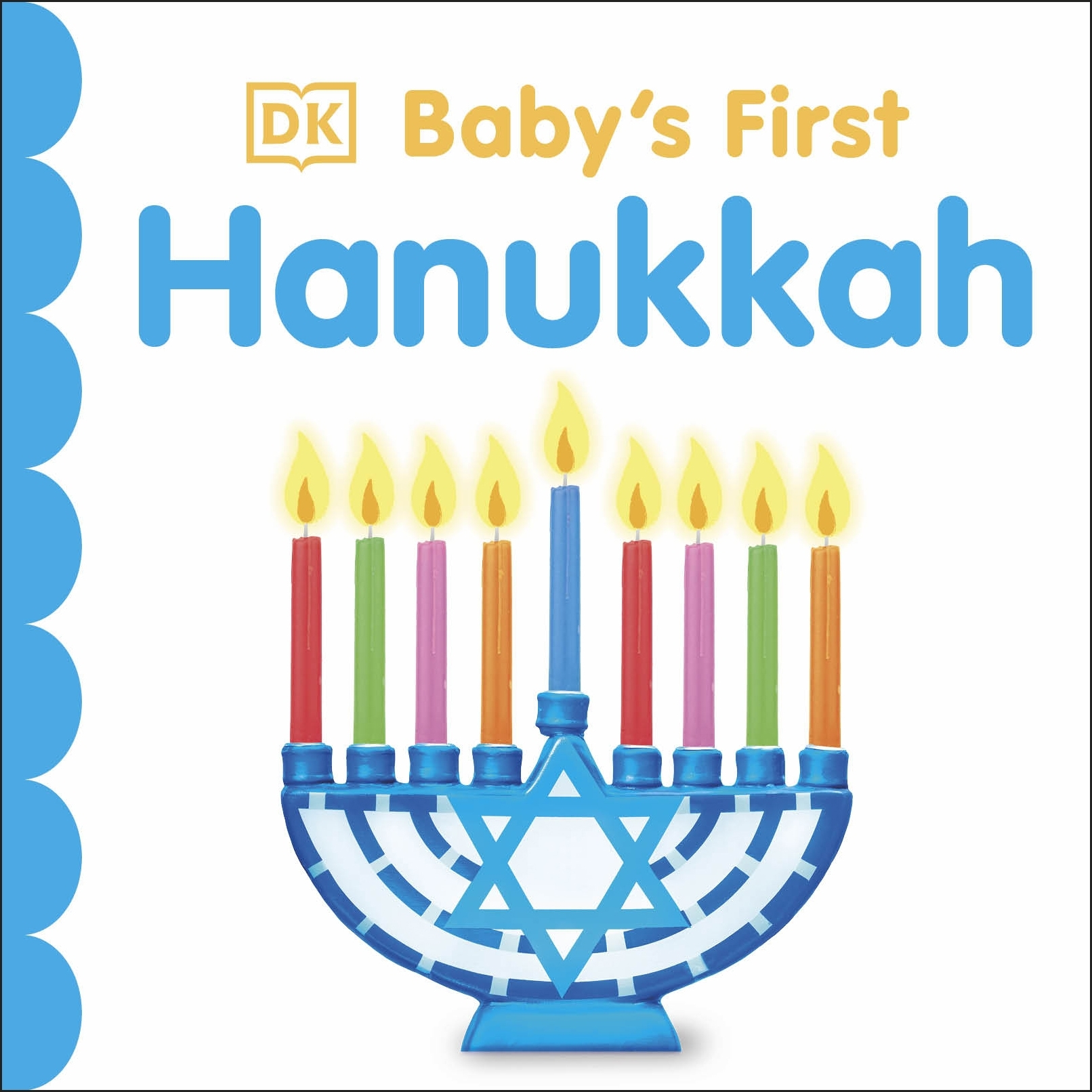 Picture of Baby's First Hanukkah