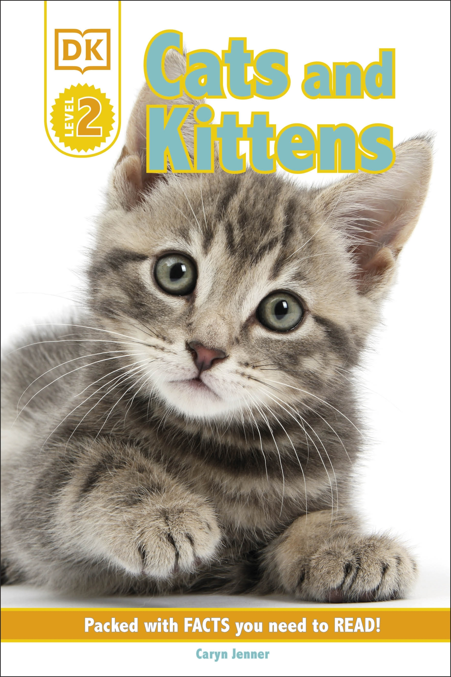Picture of DK Reader Level 2: Cats and Kittens