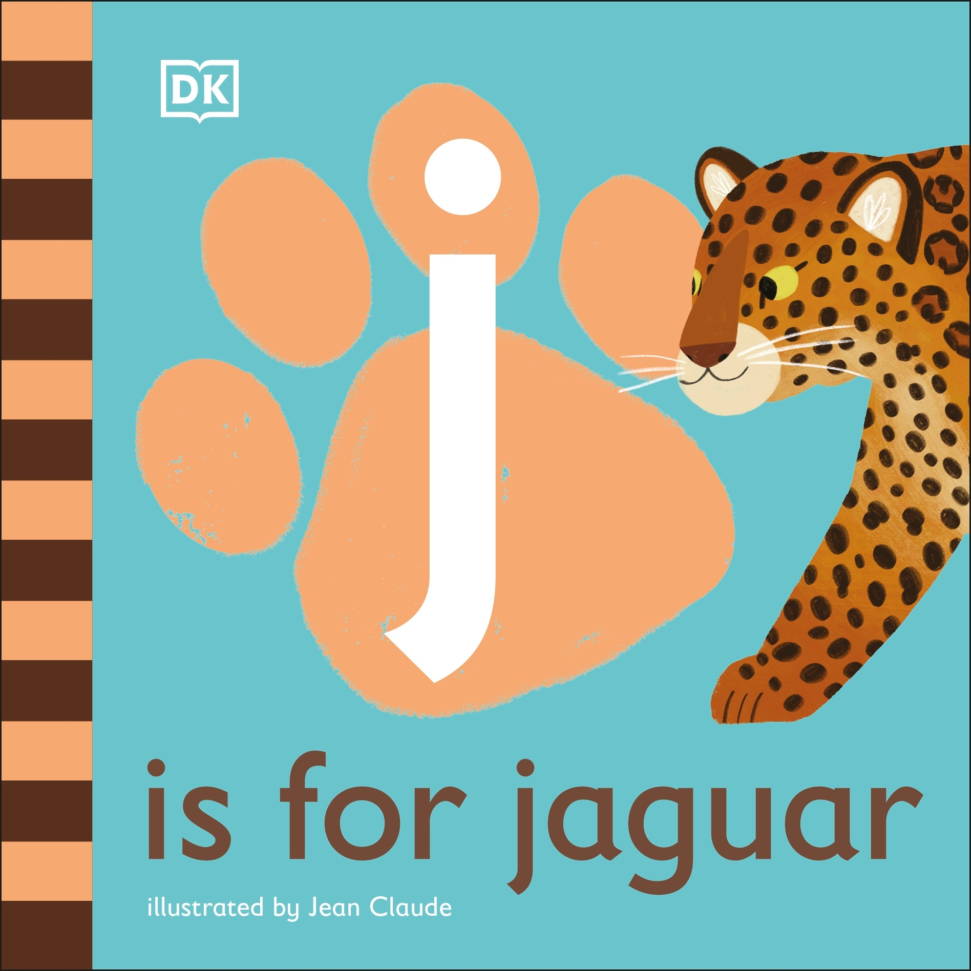 Picture of J is for Jaguar