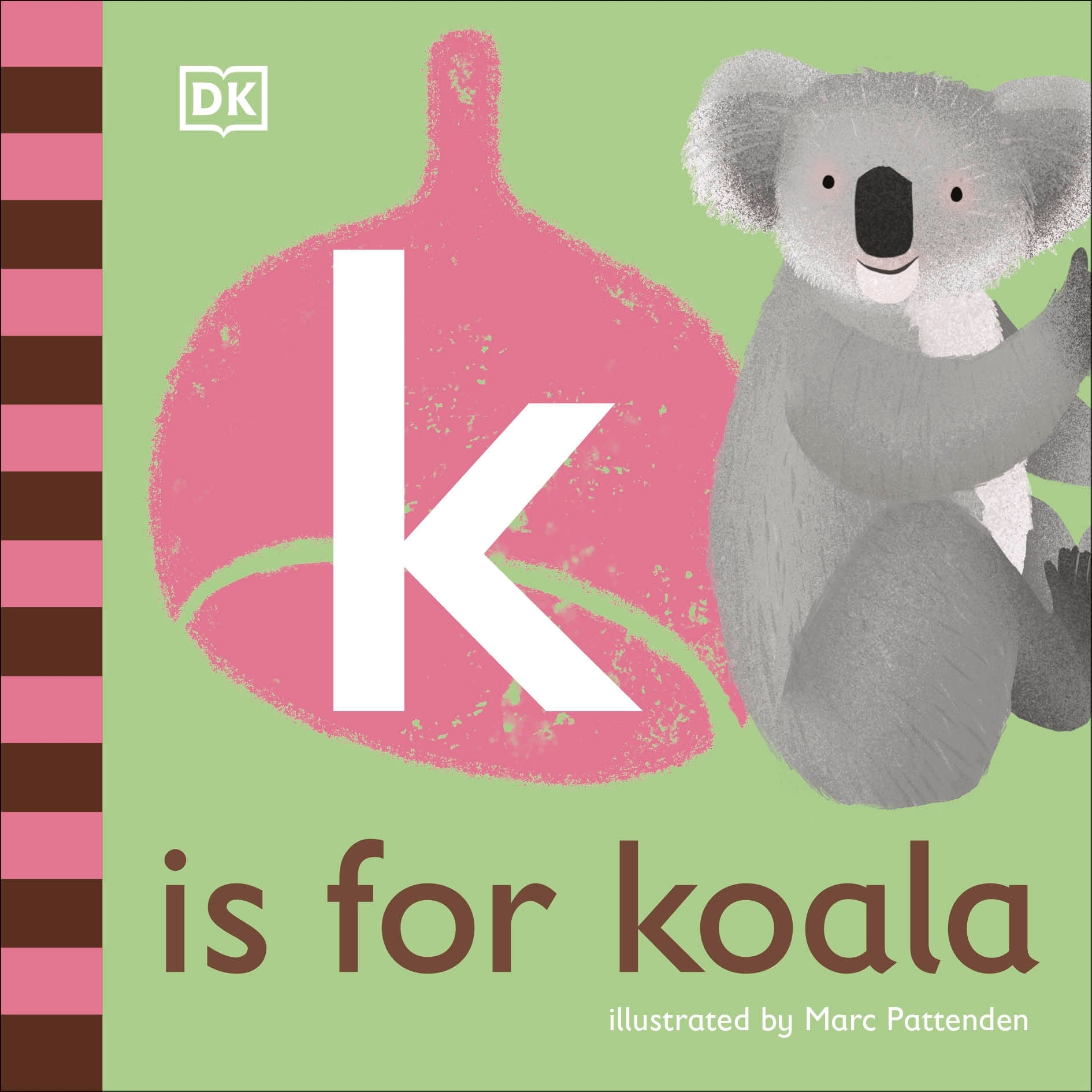 Picture of K is for Koala