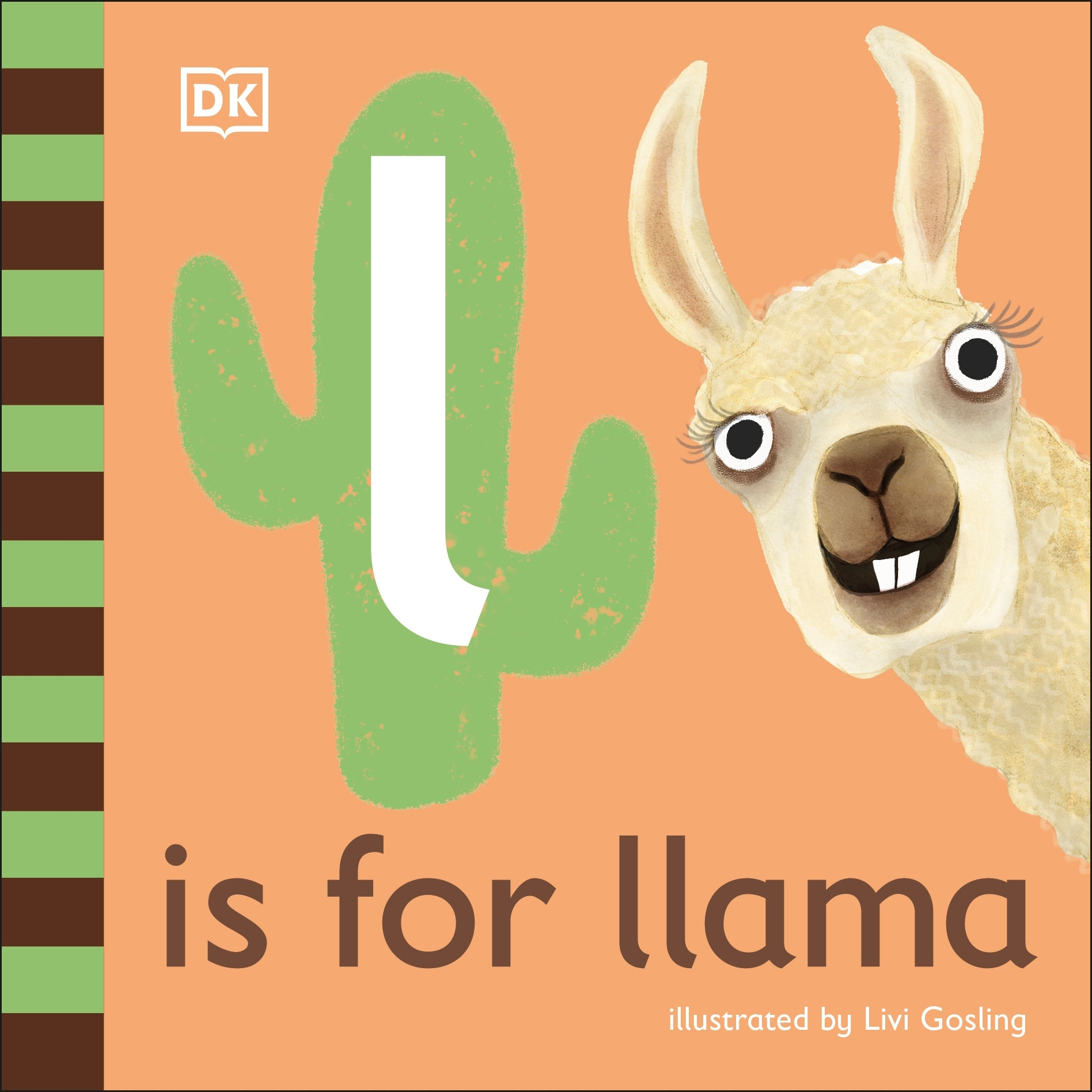 Picture of L is for Llama