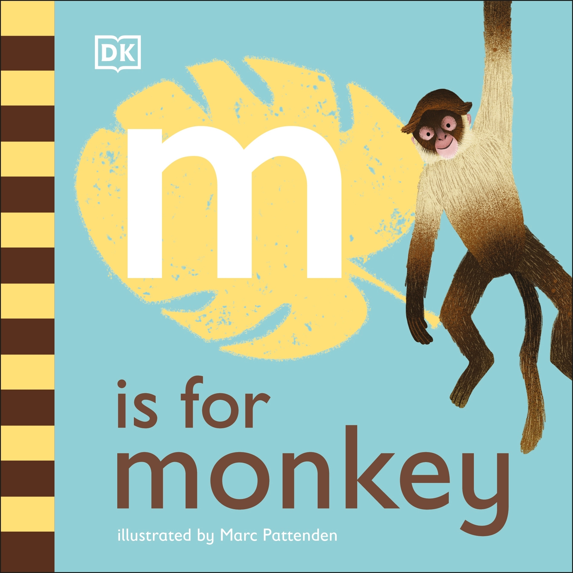 Picture of M is for Monkey