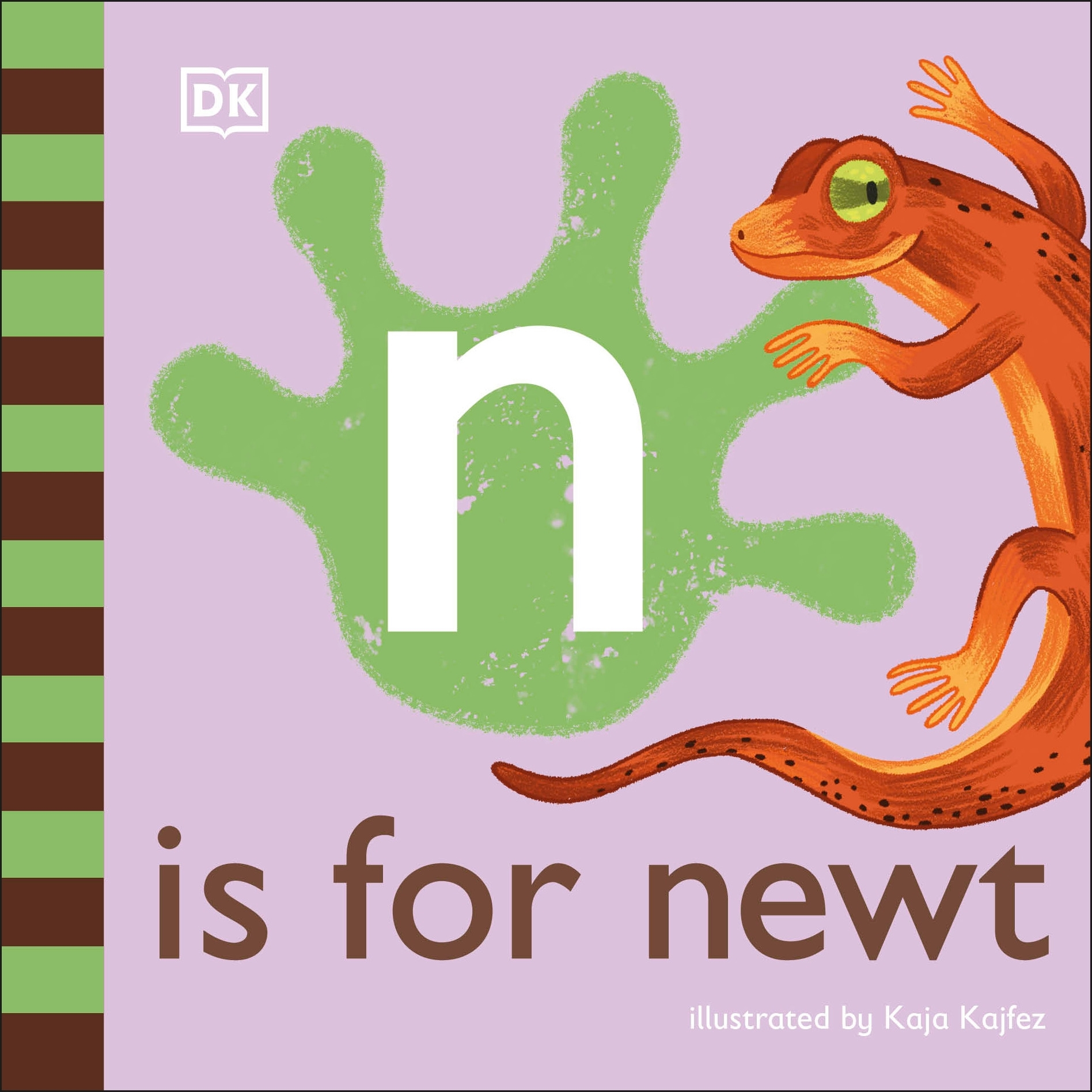 Picture of N is for Newt