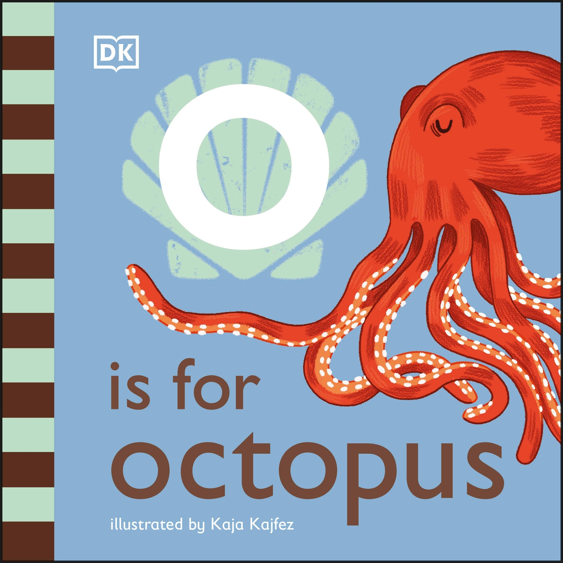 Picture of O is for Octopus