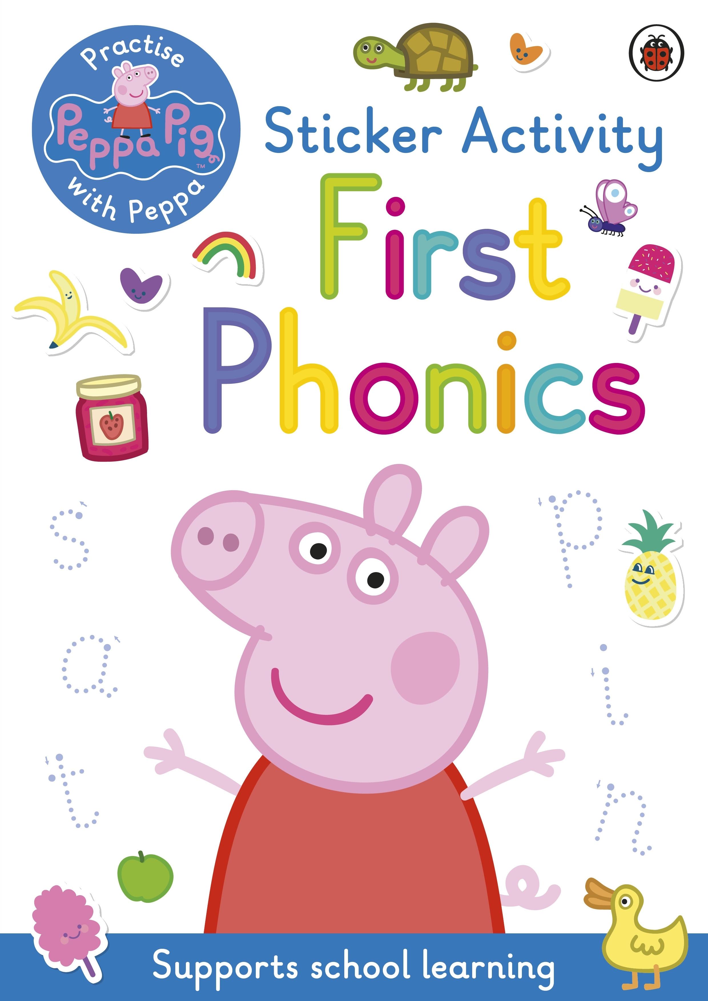 Peppa Pig: First Phonics