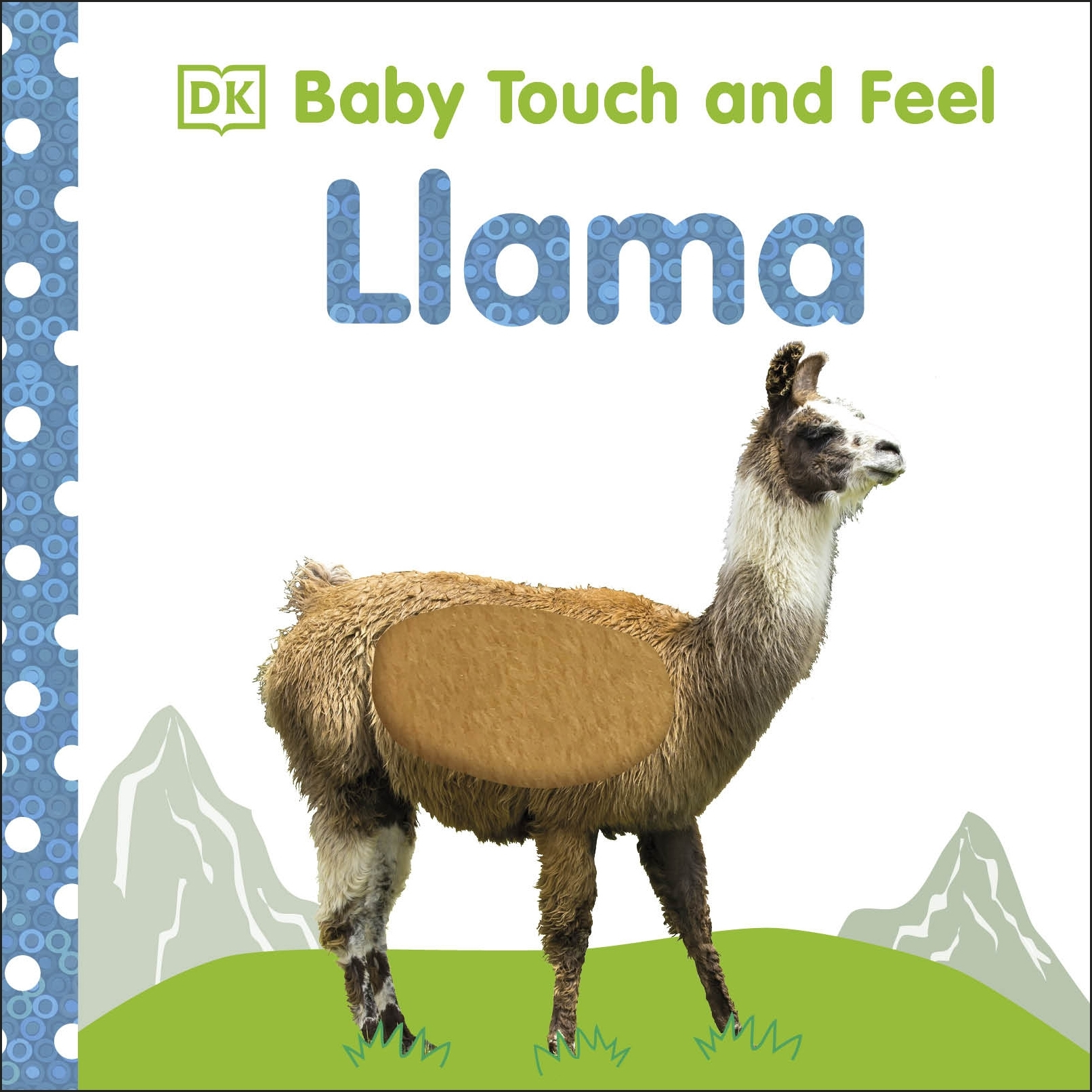 Picture of Baby Touch and Feel Llama