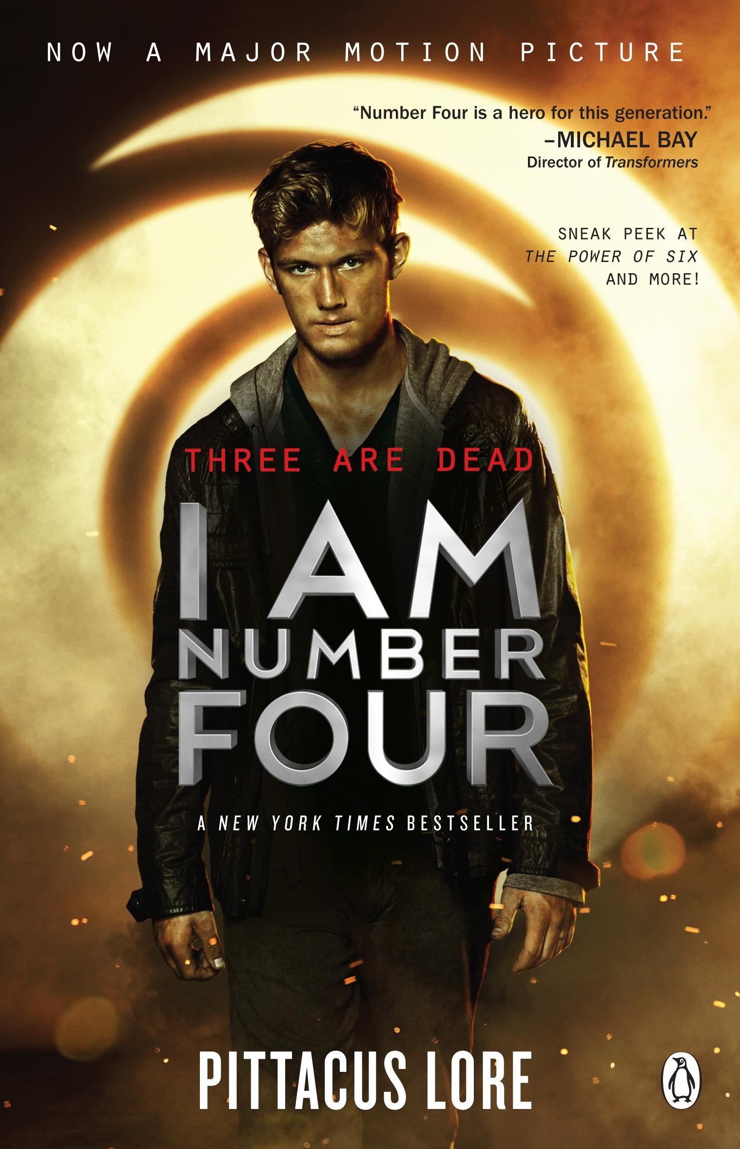 i am number 4 logo - photo #27
