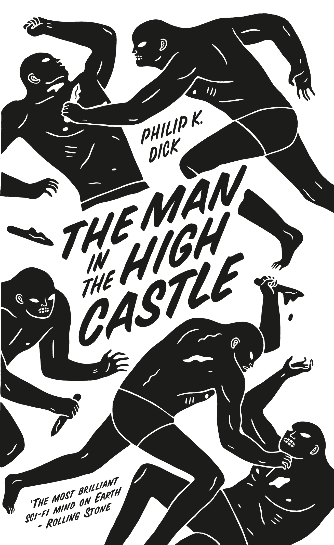 Penguin Book Cover Zone : The man in high castle penguin essentials