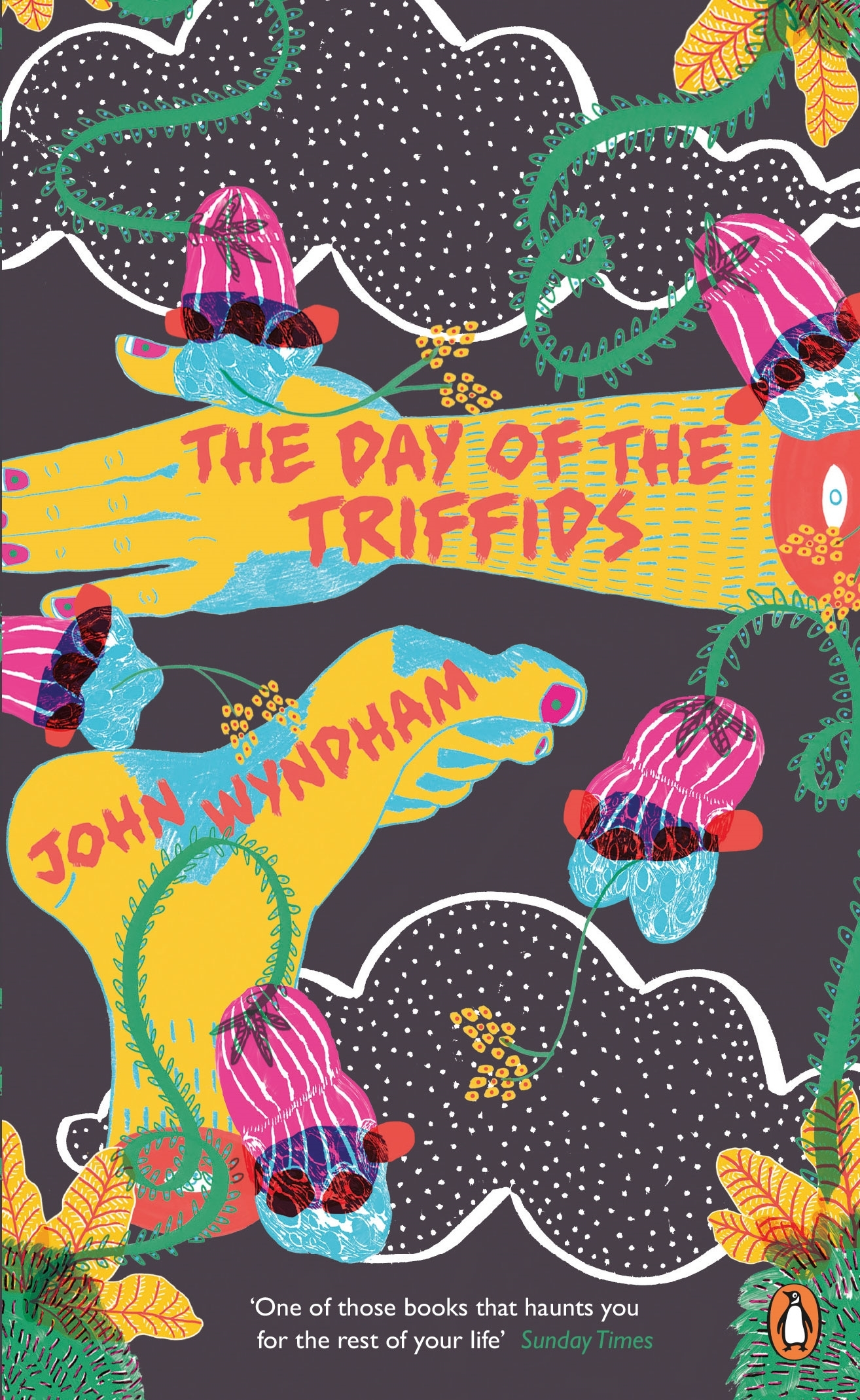 Book Cover Design Cost Uk : The day of triffids penguin essentials