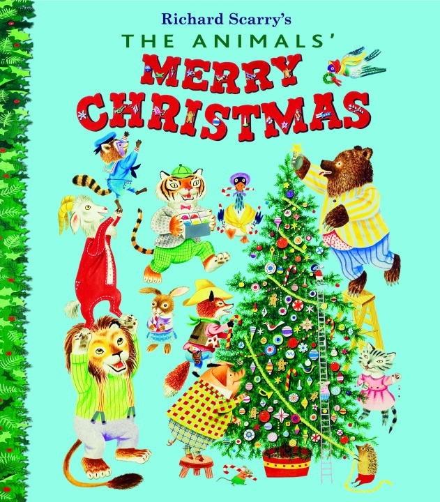Animal's Merry Christmas