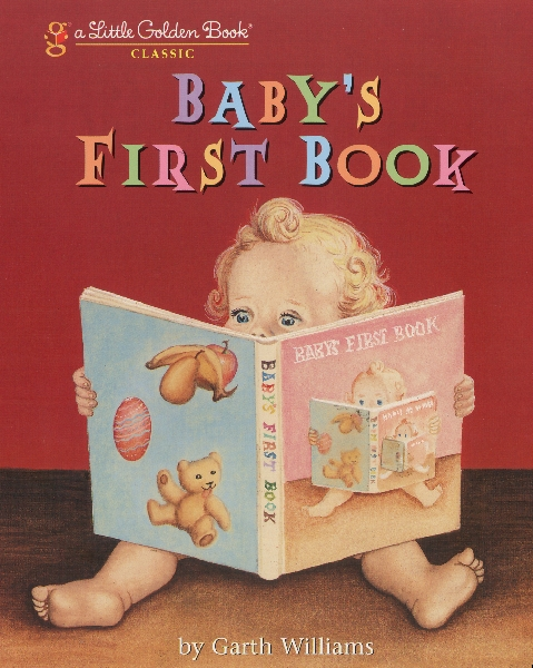 Picture of LGB Baby's First Book