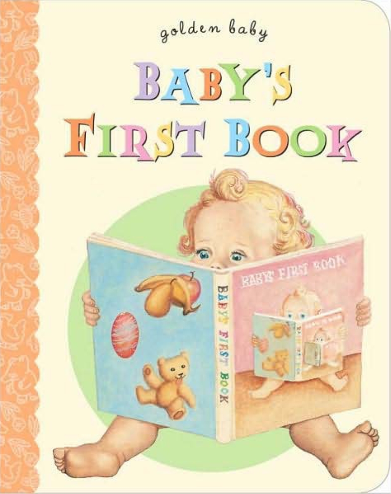 Picture of Baby's First Book Board Book