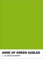 Anne Of Green Gables: Pantone Classic