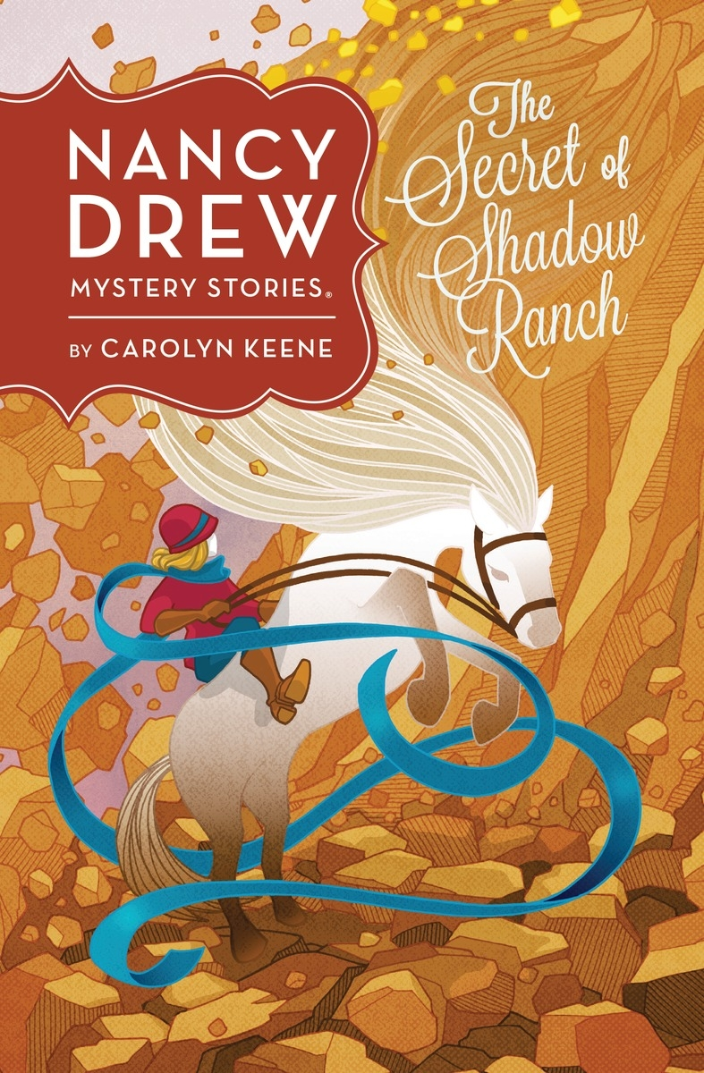 Picture of Nancy Drew: The Secret of Shadow Ranch: Book Five