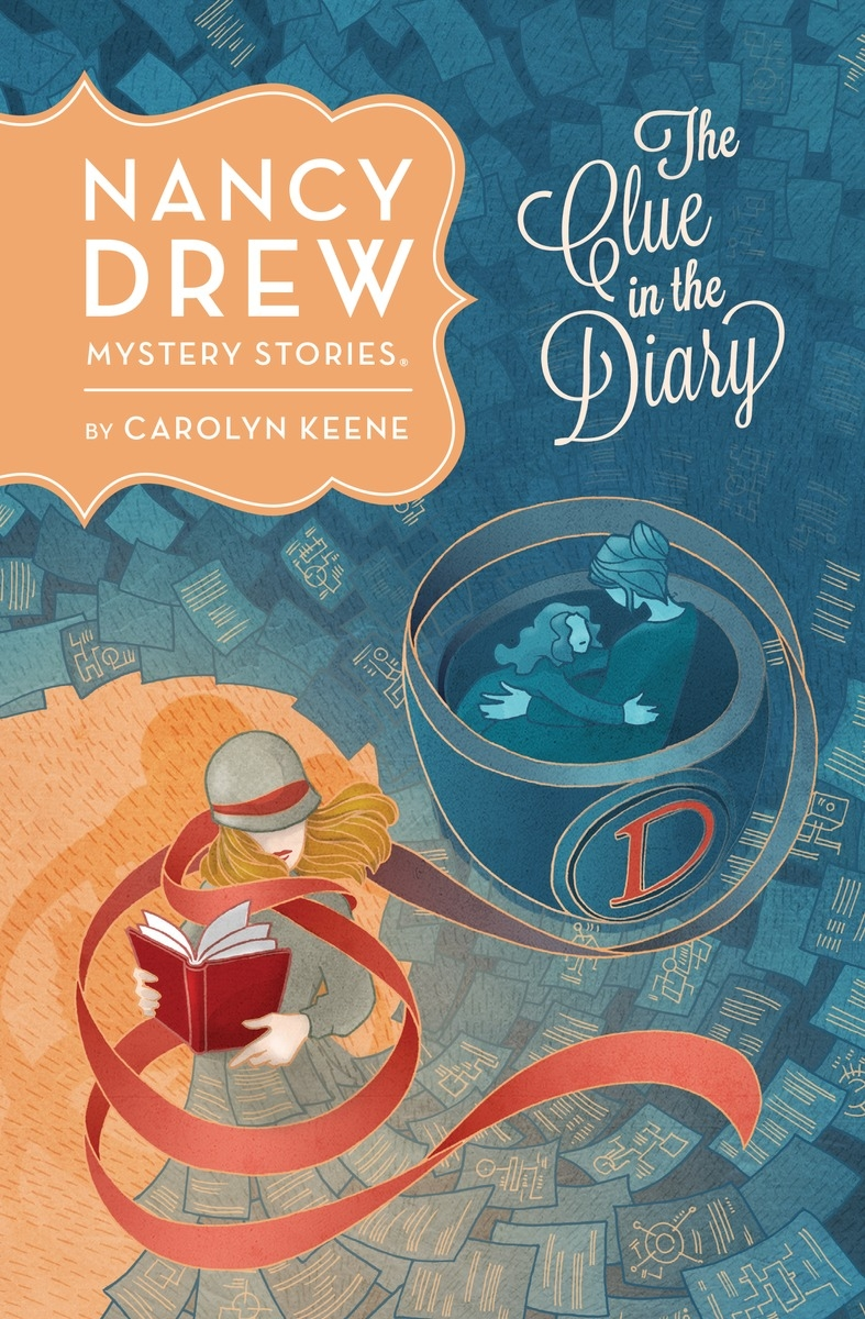 Picture of Nancy Drew: The Clue in the Diary: Book Seven